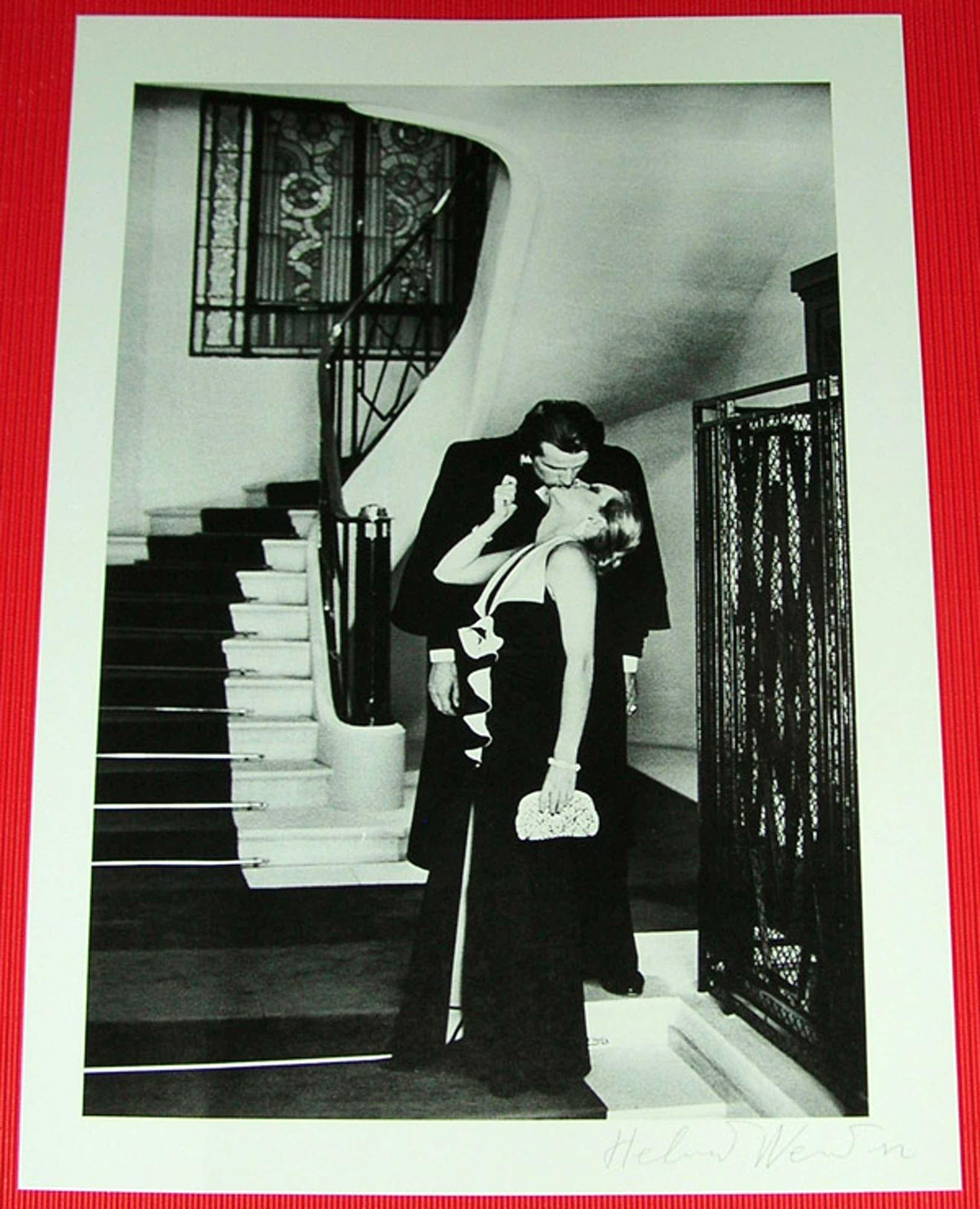 Helmut Newton - PARIS. 1975. Handsigniert. Vintage. kopen? Bied vanaf 380!