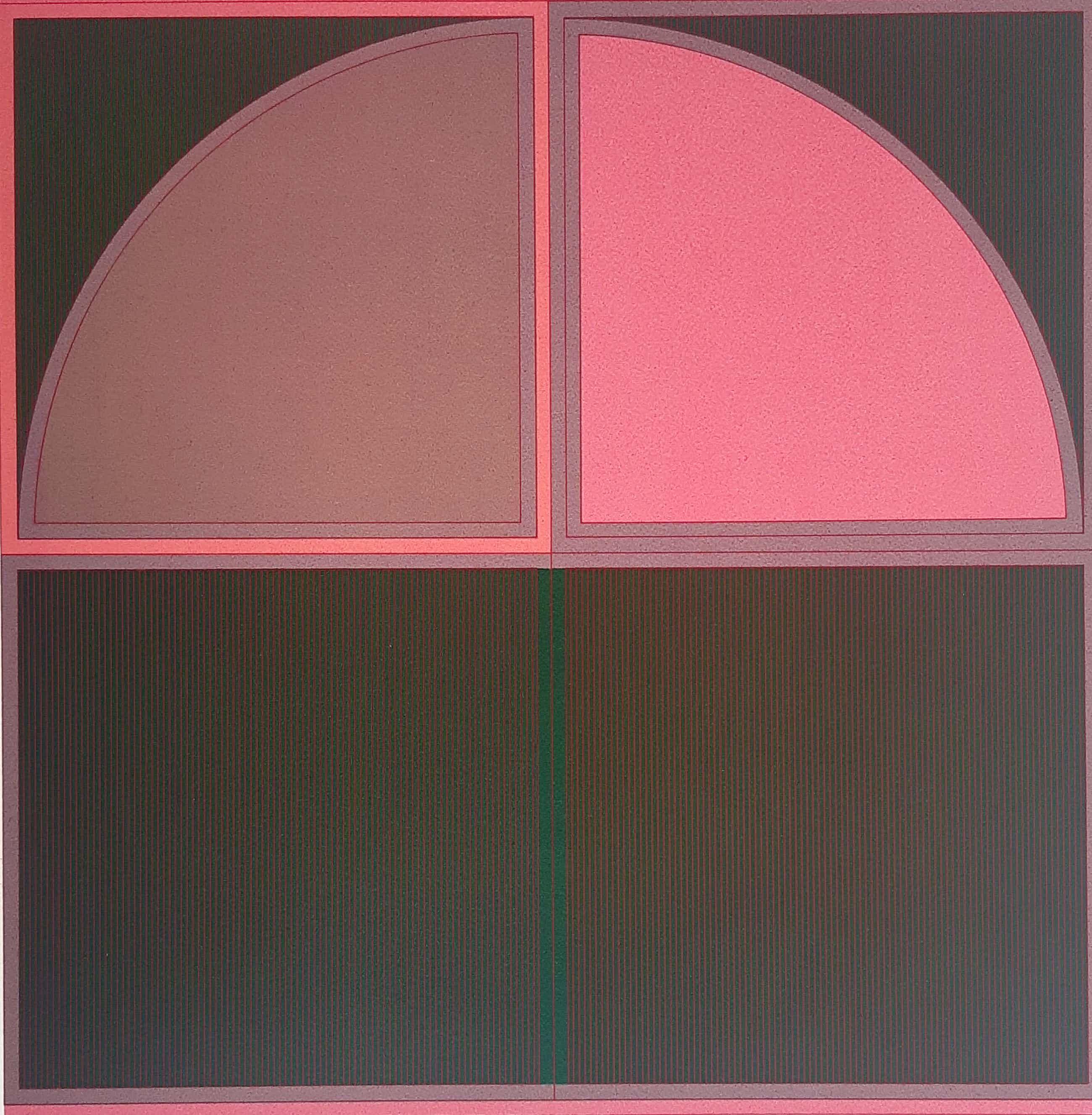 Gordon House - abstracte compositie zonder titel kopen? Bied vanaf 80!