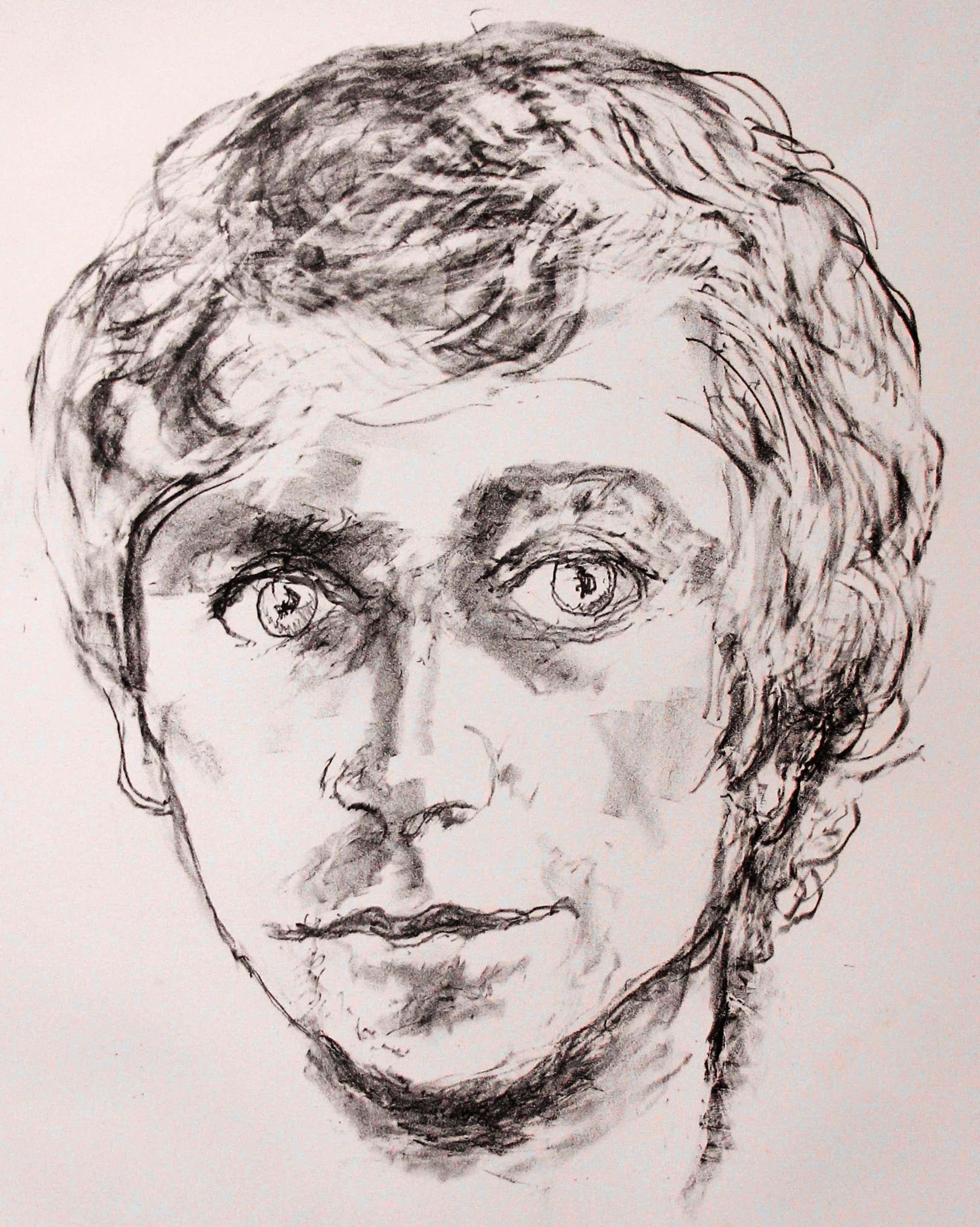 "Paul Citroen - Litho: ""Jan Cremer"" - 1976 kopen? Bied vanaf 75!"