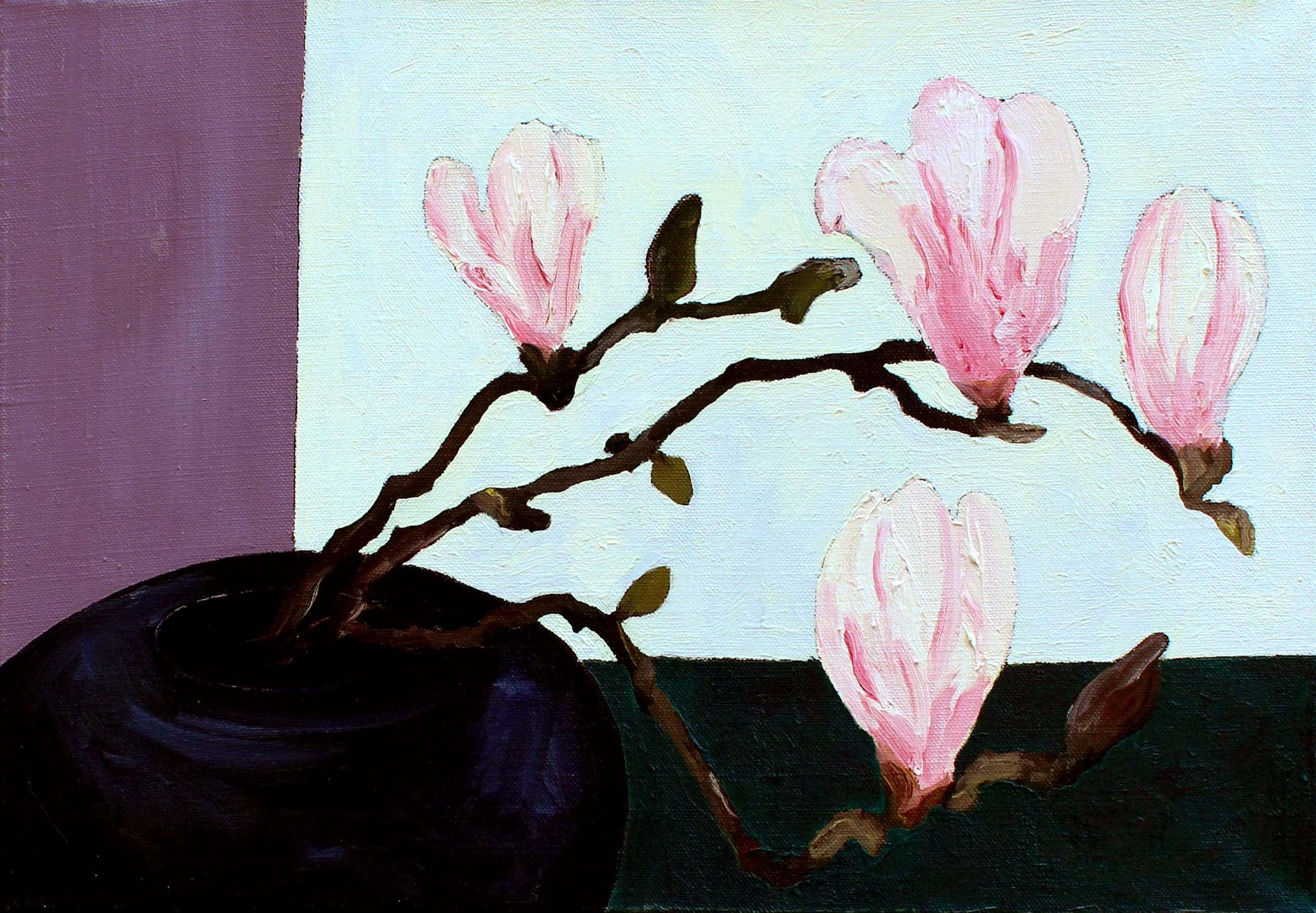 Ad van Riel - Magnolia kopen? Bied vanaf 64!