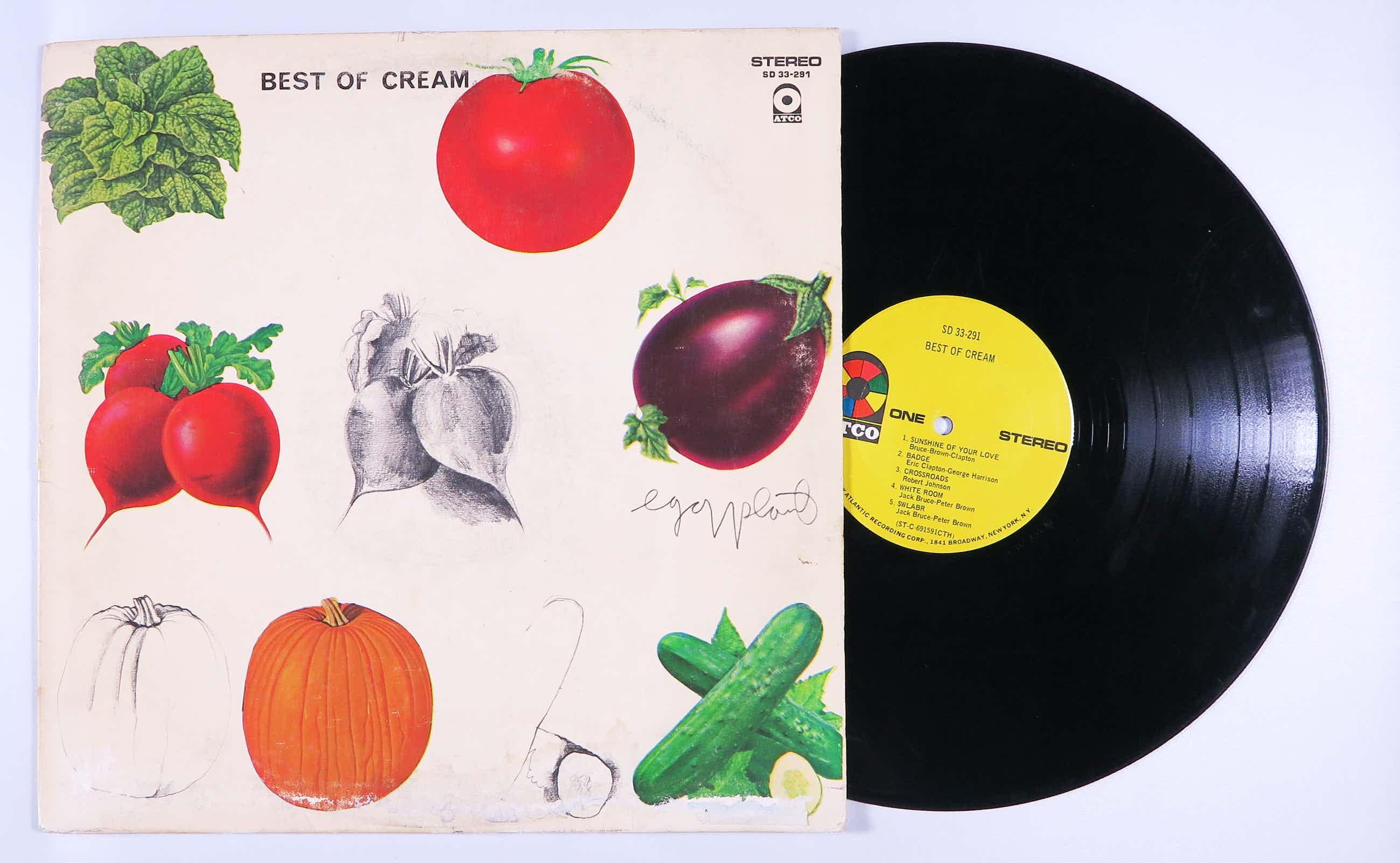 Cream - Best of Cream (hoes van Jim Dine) kopen? Bied vanaf 5!