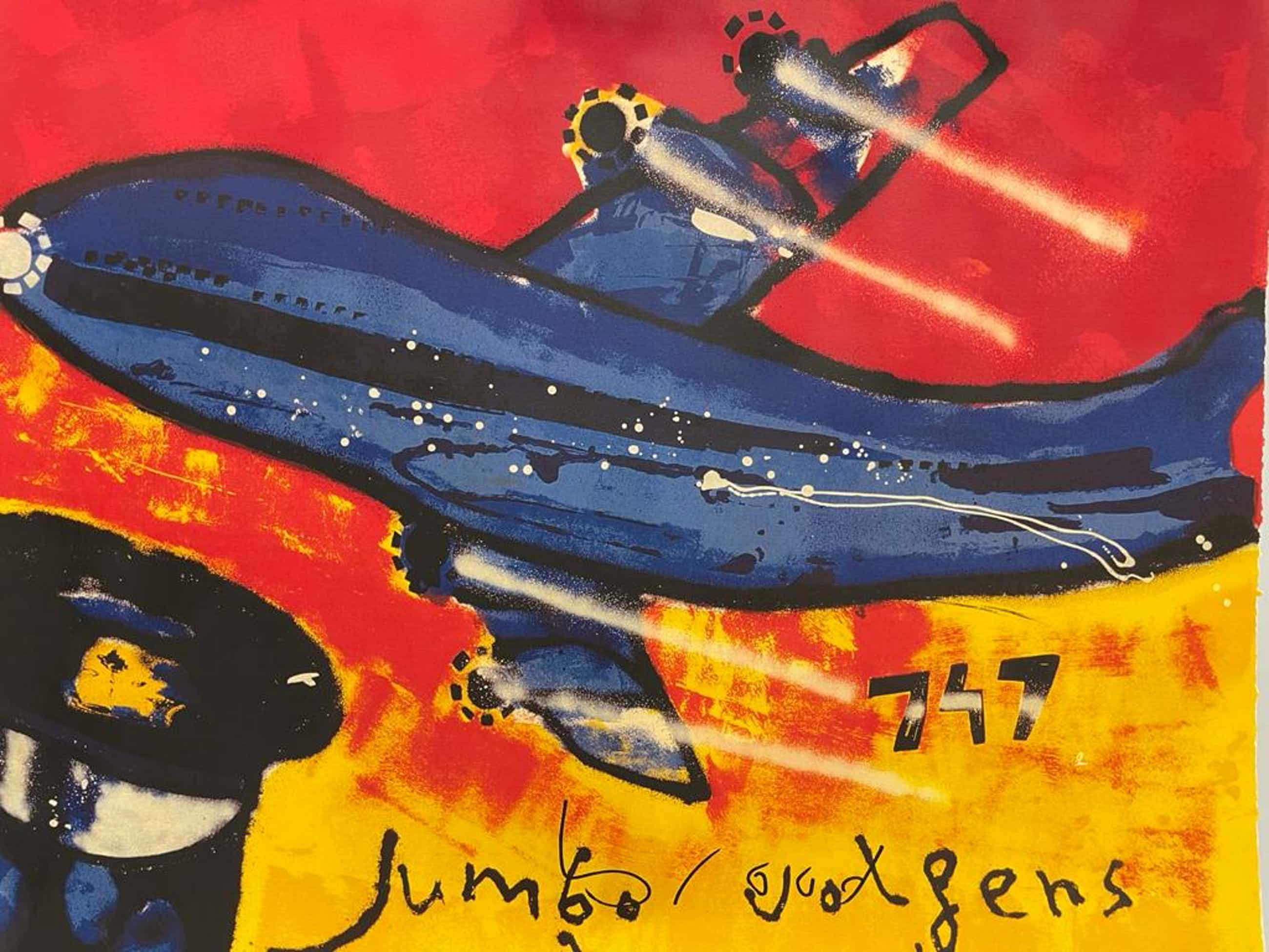 Herman Brood - JUMBO volgens Brood kopen? Bied vanaf 321!
