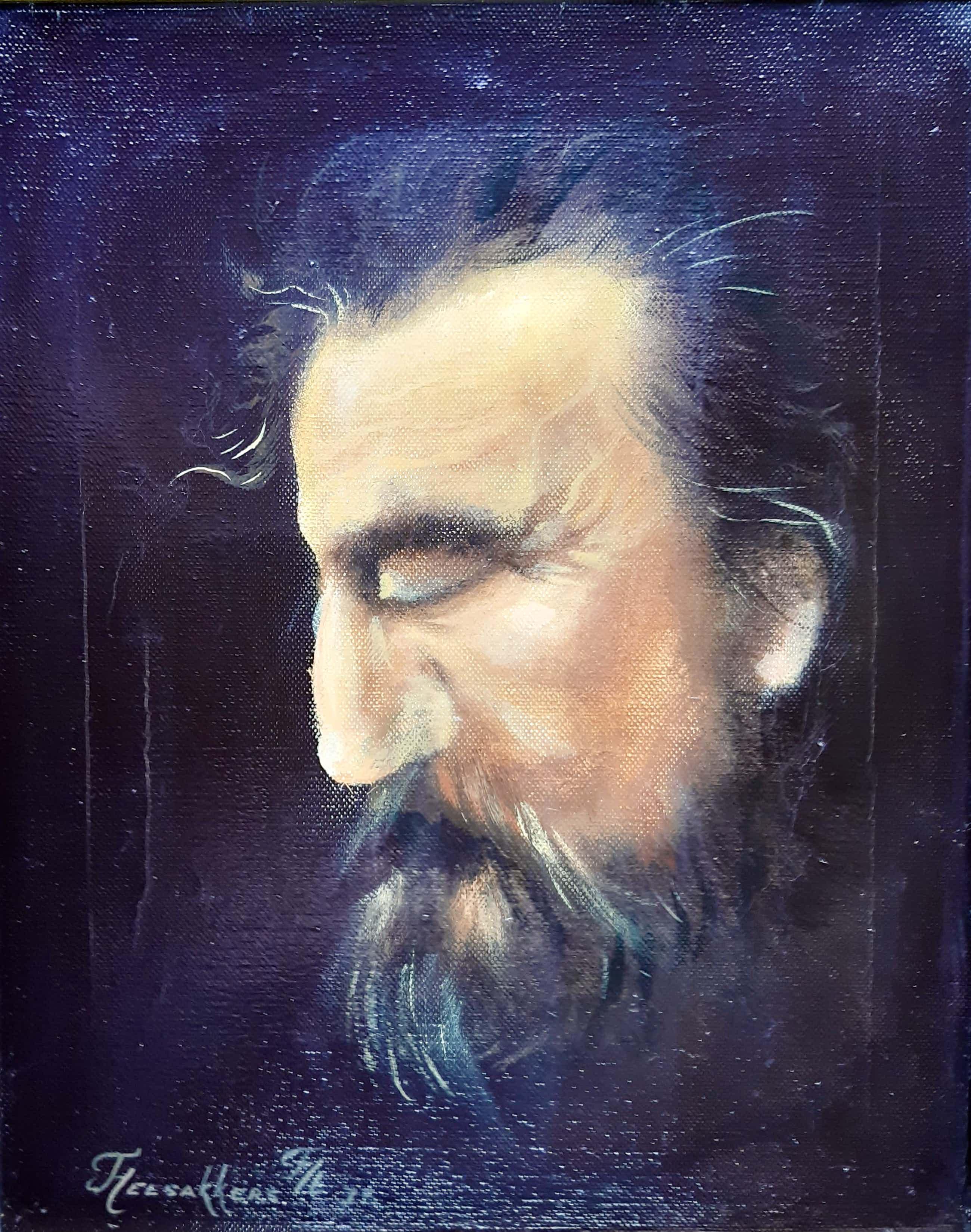 Thomas Heesakkers - Portret kopen? Bied vanaf 59!