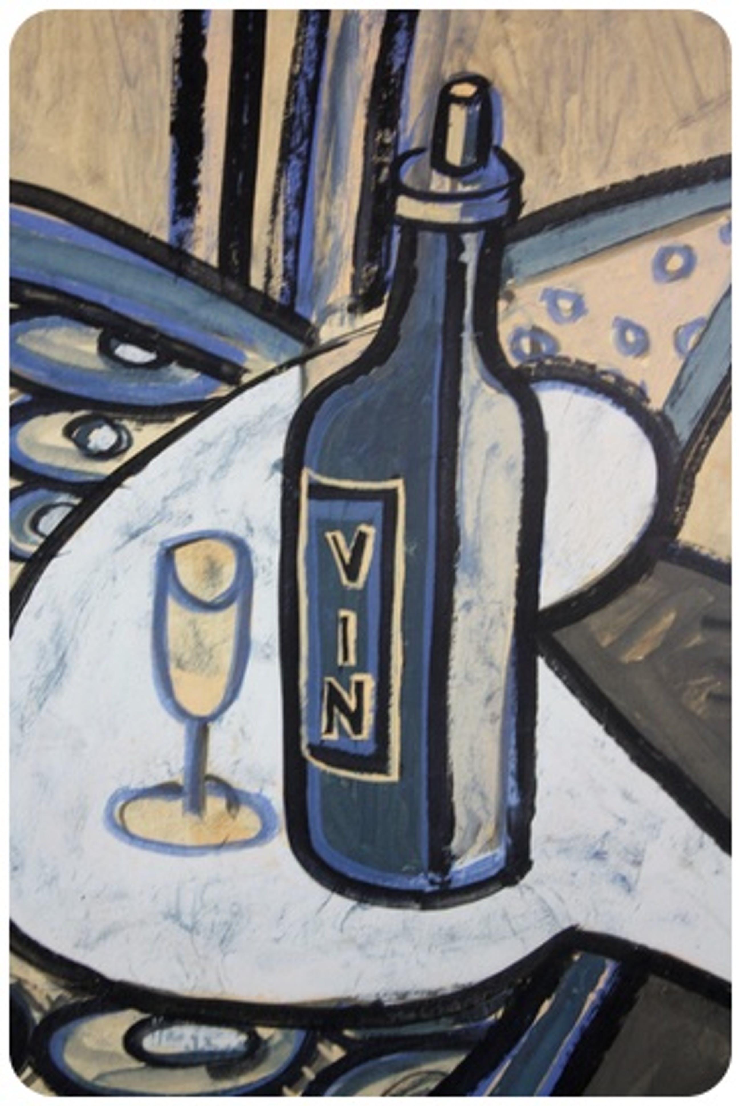 Bruno Vekemans - Stoel en Wijn kopen? Bied vanaf 1400!