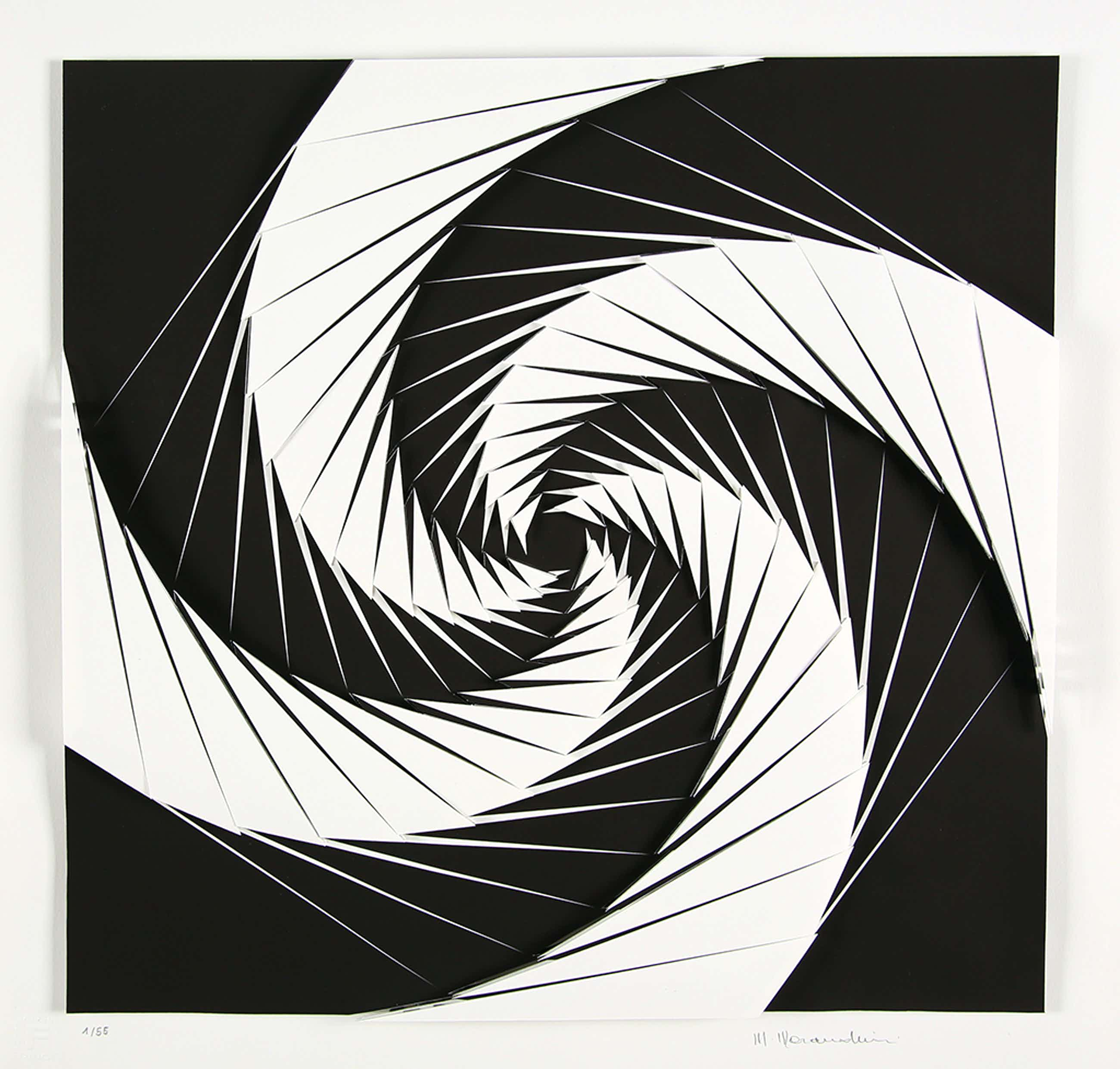 Marcello Morandini - 3D - Komposition 612A kopen? Bied vanaf 60!