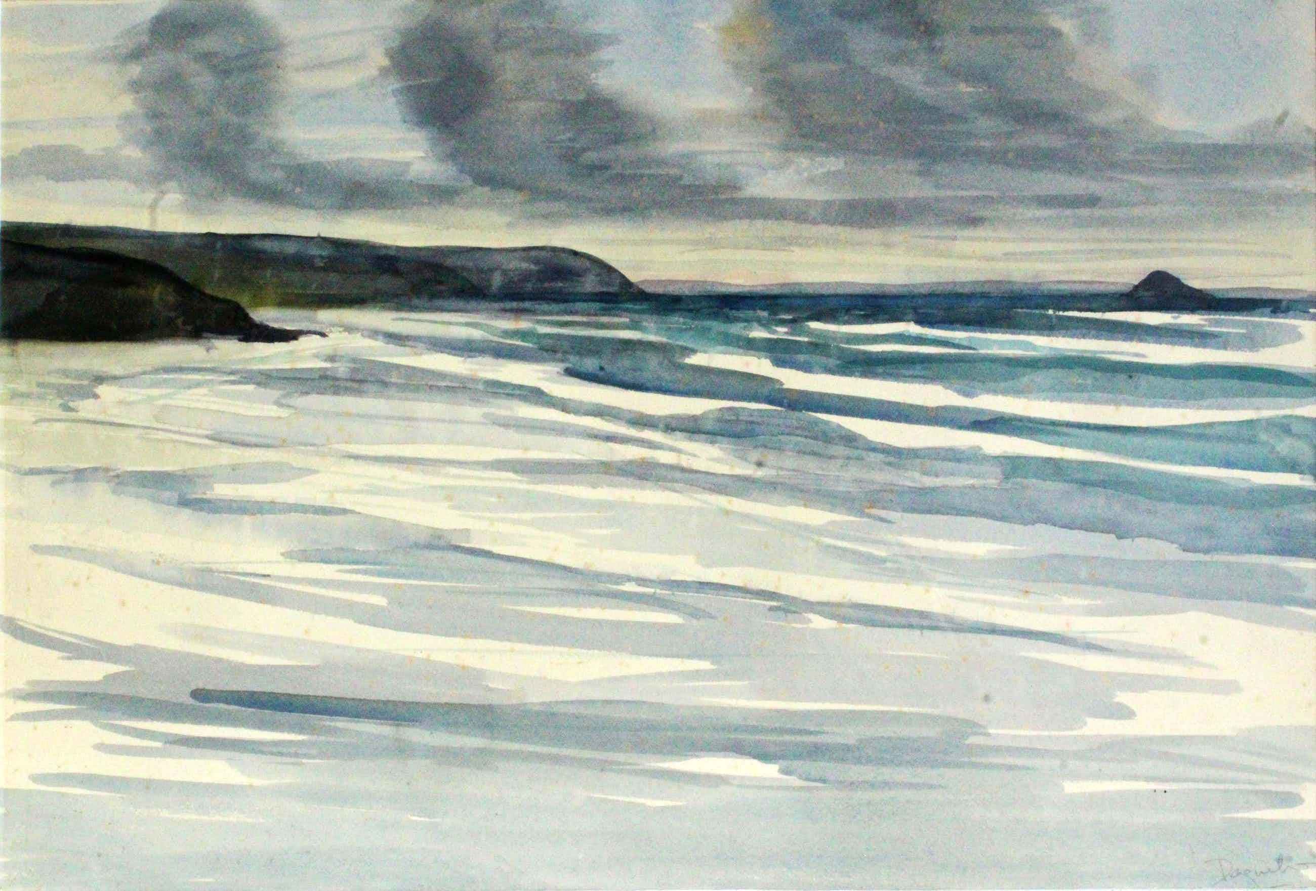 Marie Dagnelie - Storm in Bretagne kopen? Bied vanaf 150!