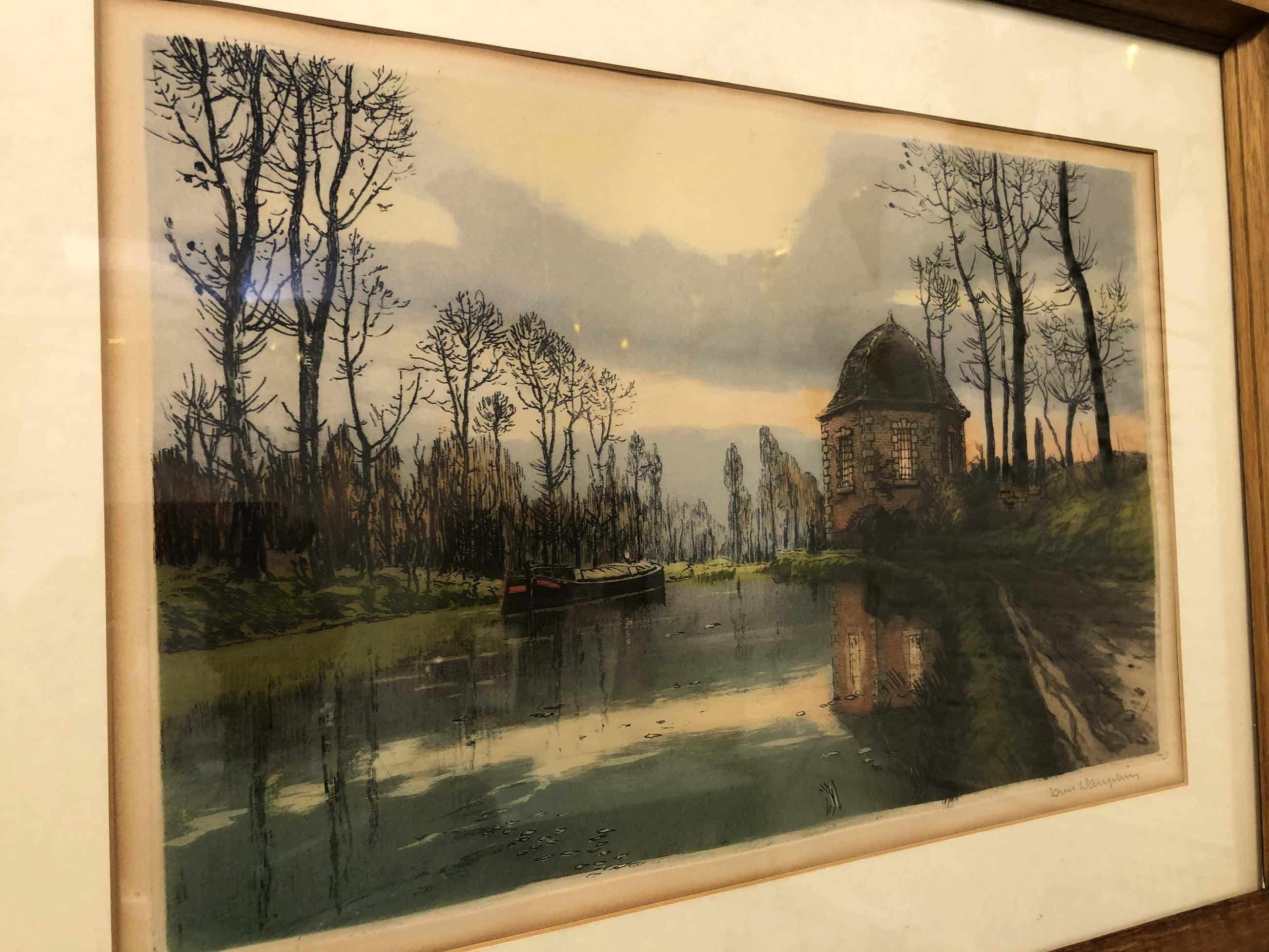 Louis-Etienne Dauphin - Waterland kopen? Bied vanaf 55!