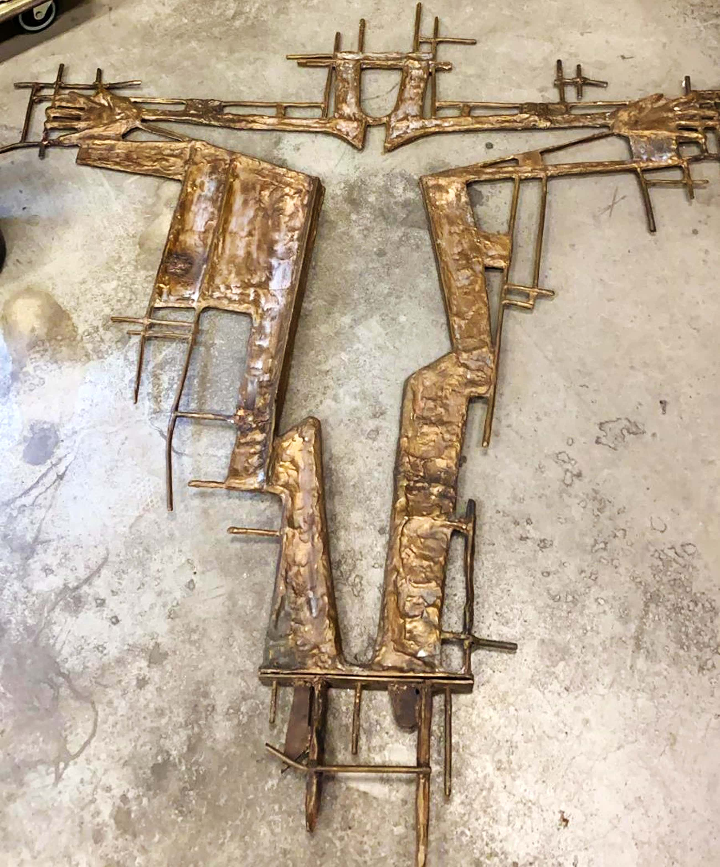 Thomas Rodr - Kruisbeeld kopen? Bied vanaf 5000!