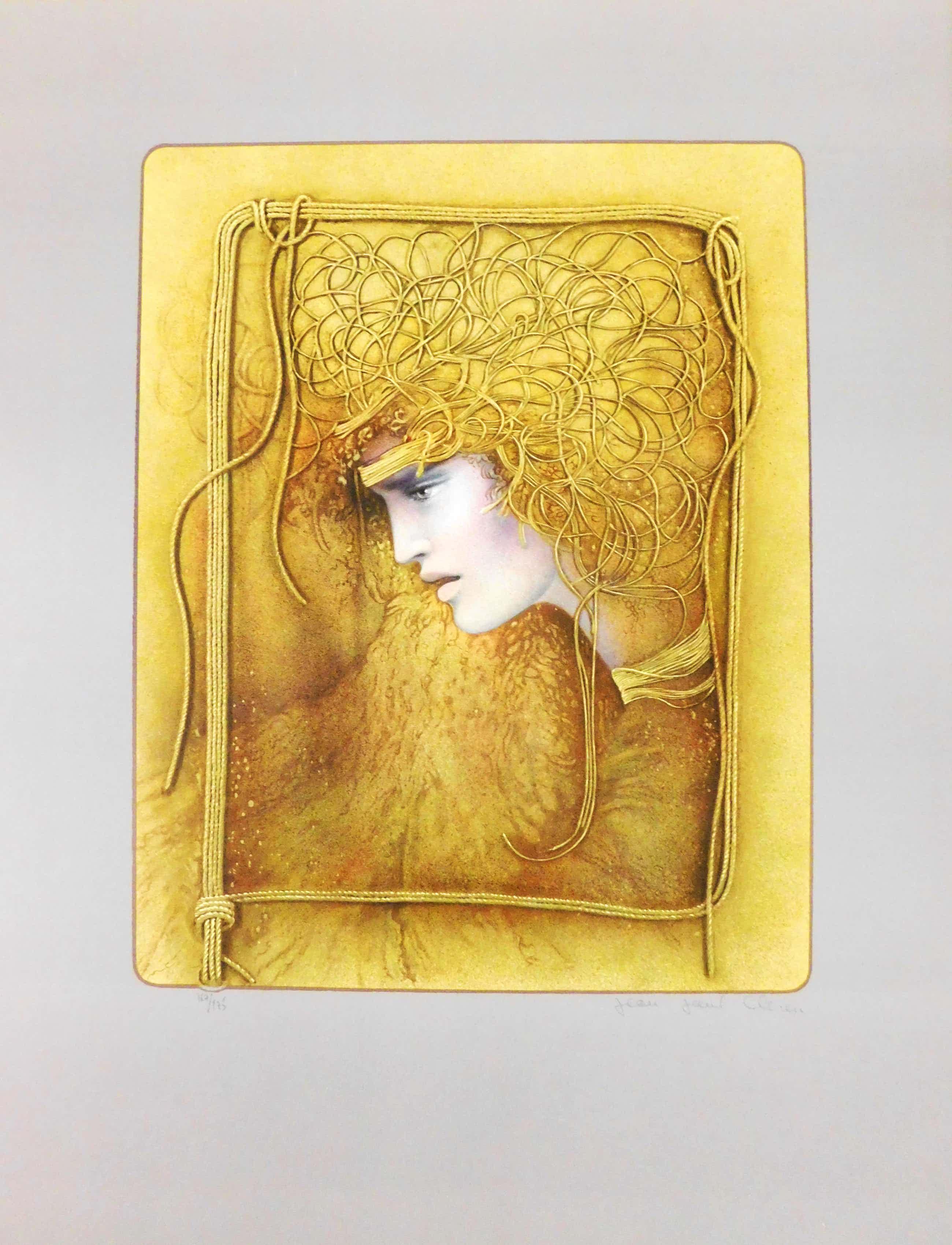 Jean-Paul Cleren - La Blonde d'Art Nouveau kopen? Bied vanaf 40!