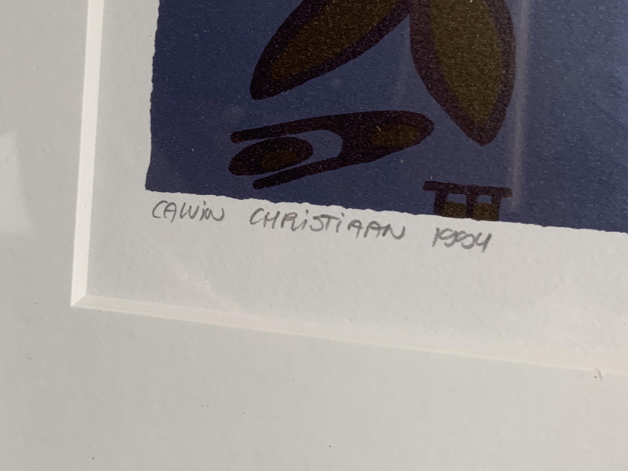 Calvin Christiaan - Geen titel kopen? Bied vanaf 10!