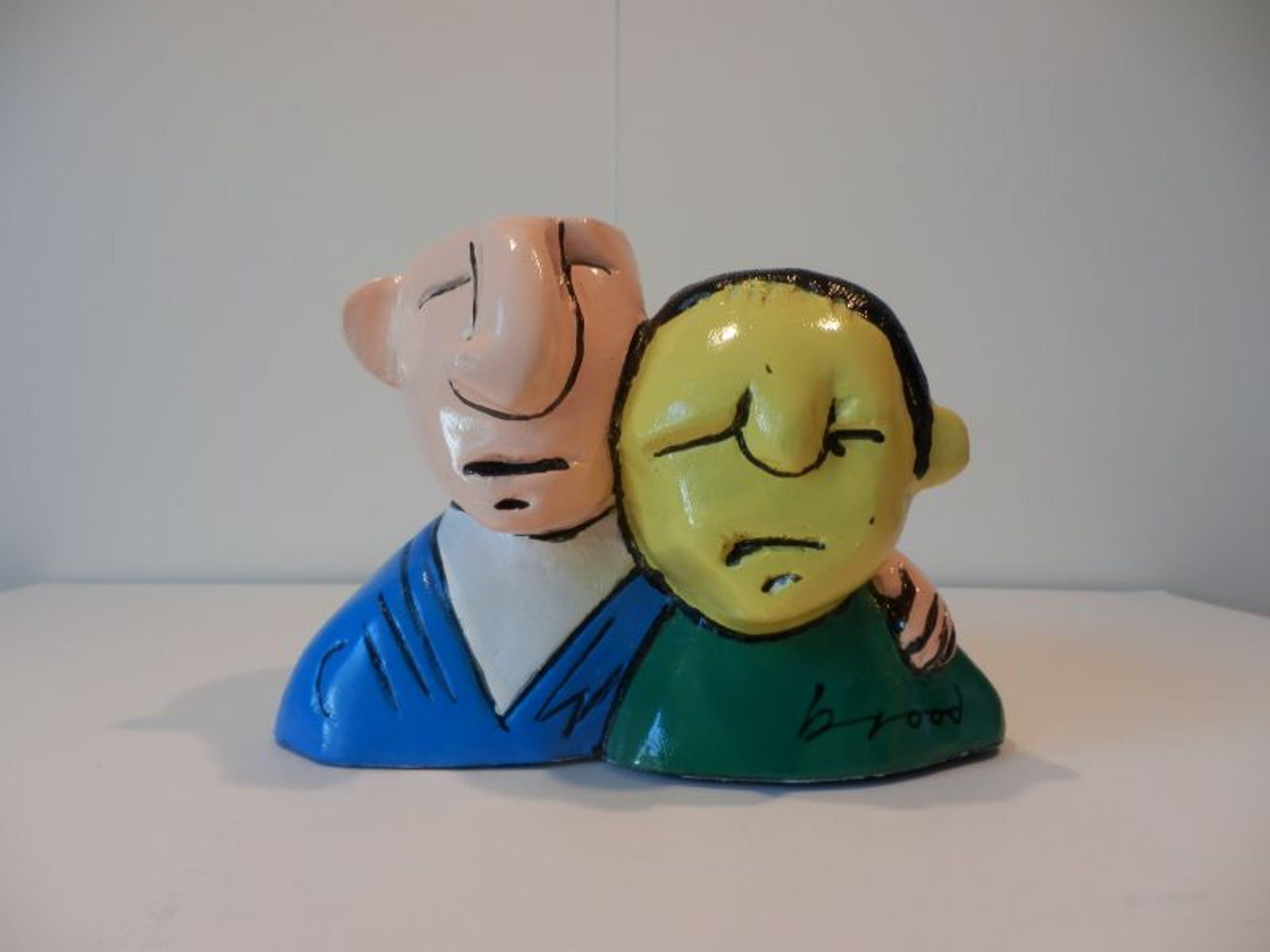 Herman Brood - Sculptuur van Kunsthars -- FOR EVER kopen? Bied vanaf 95!