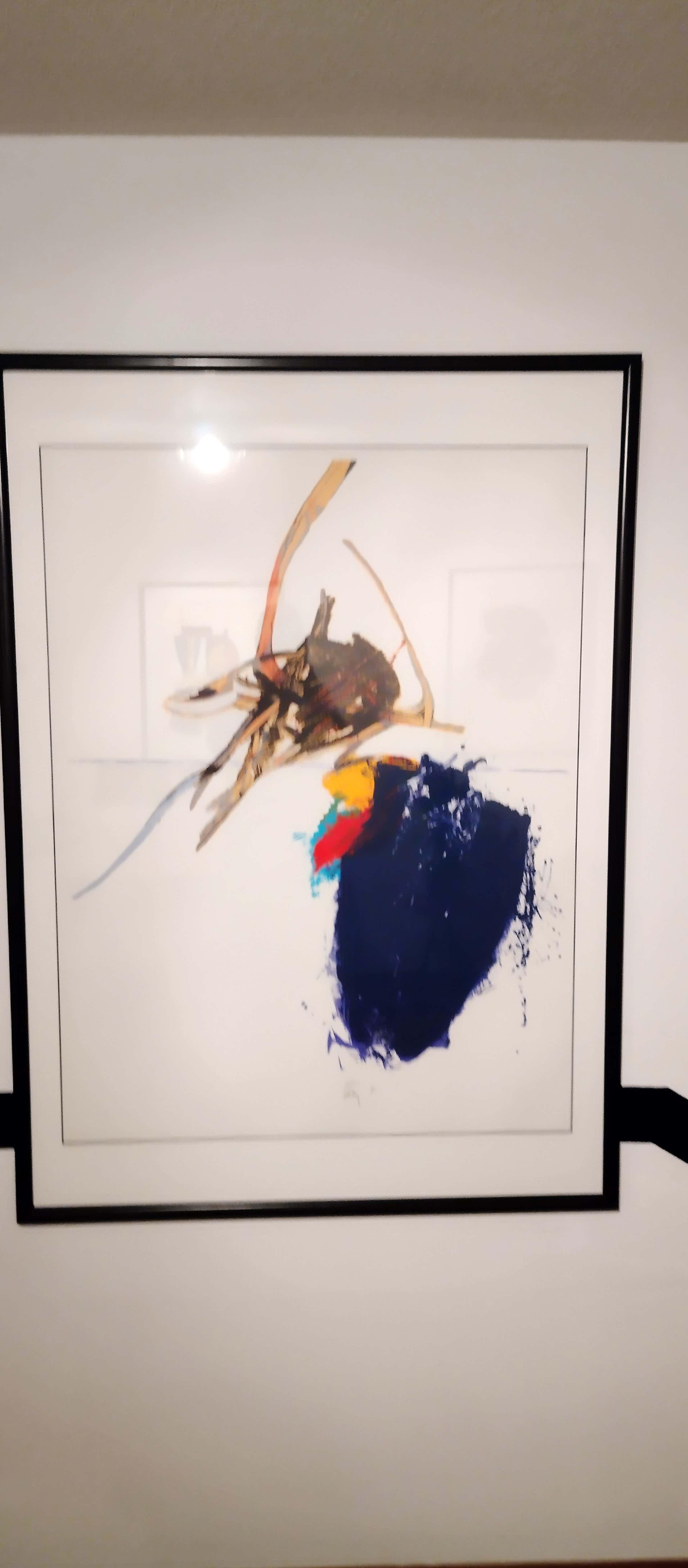 Arty Grimm - Prachtig groot werk 104x144cm!! kopen? Bied vanaf 100!