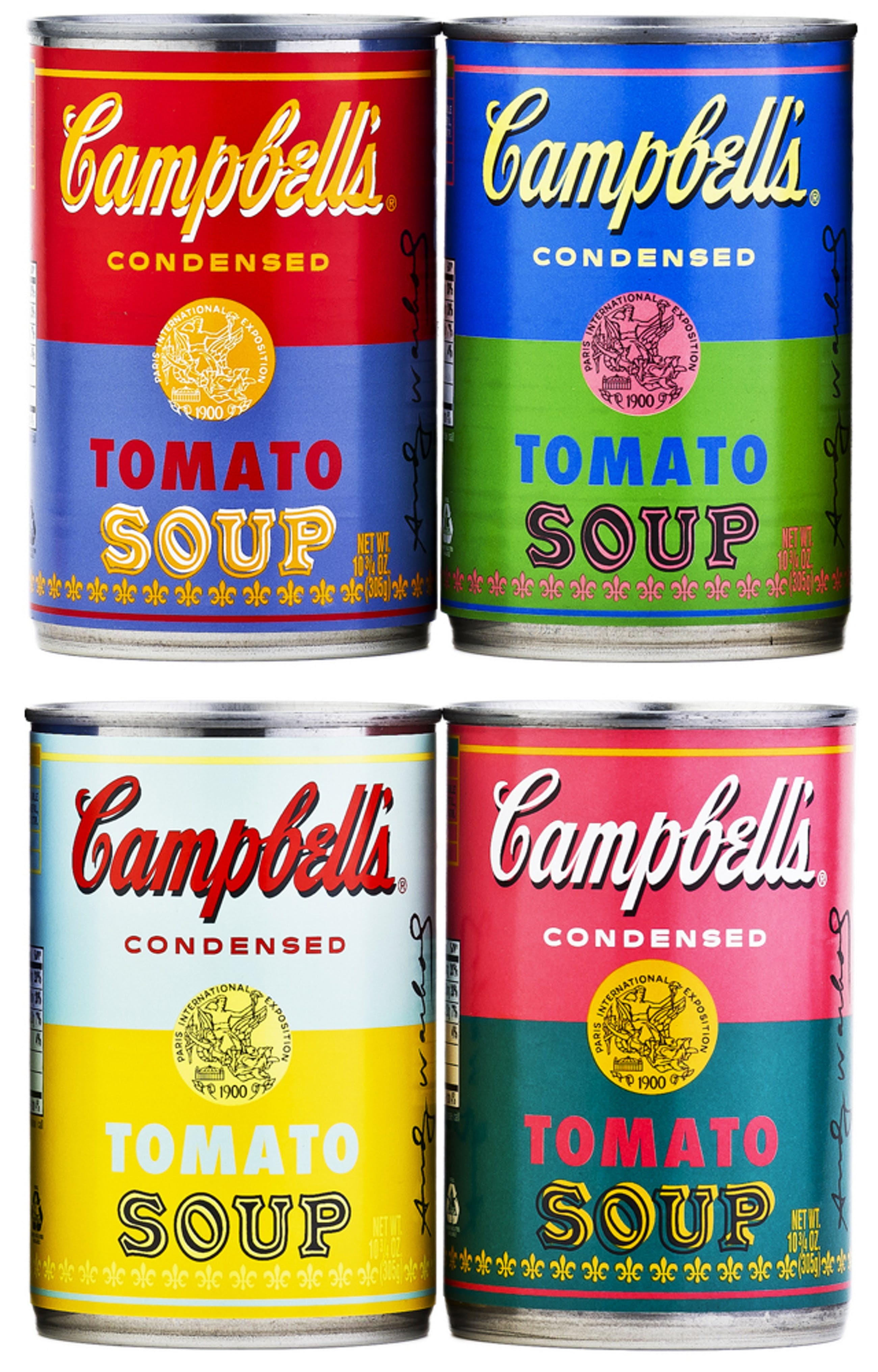 50th Anniversary Campbell S Tomato Soup