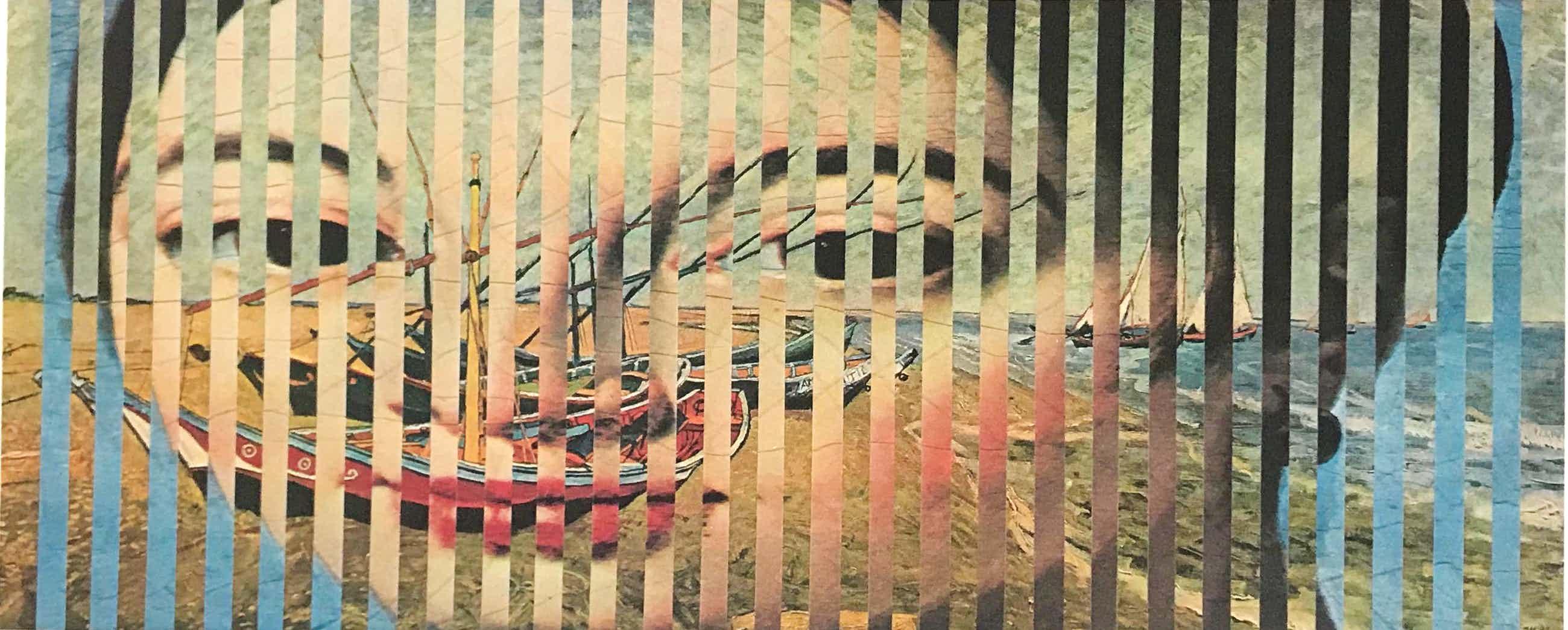 Jiri Kolar - Mooie zeefdruk - 1981 - Gesigneerd - 250/250 kopen? Bied vanaf 125!