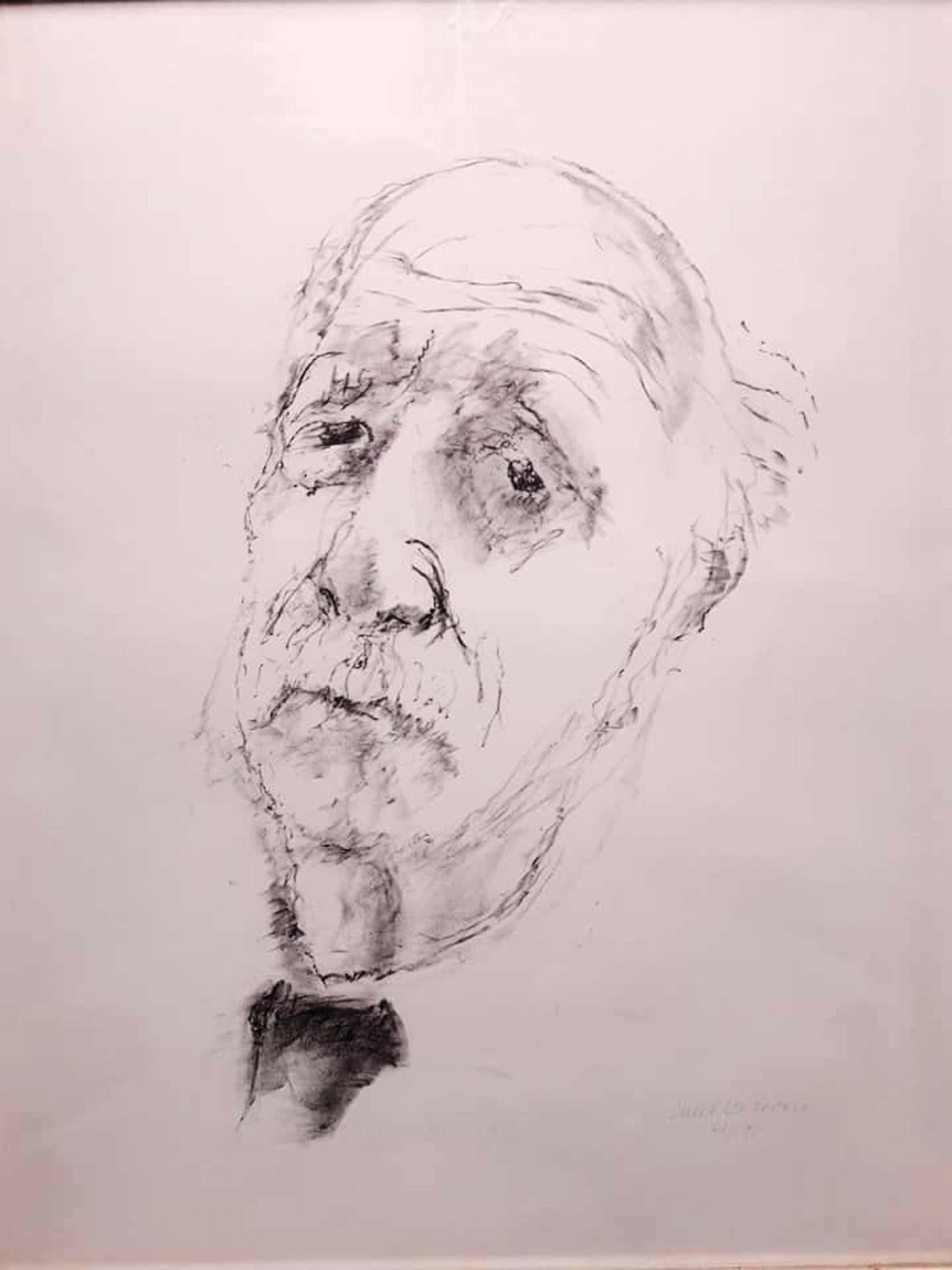 Paul Citroen - Portret Kees Verwey. kopen? Bied vanaf 49!