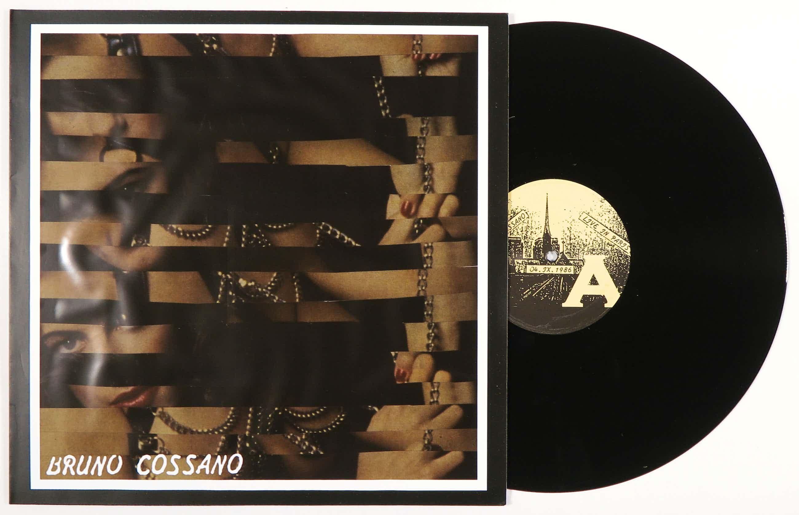 Bruno Cossano - Live in Paris kopen? Bied vanaf 1!
