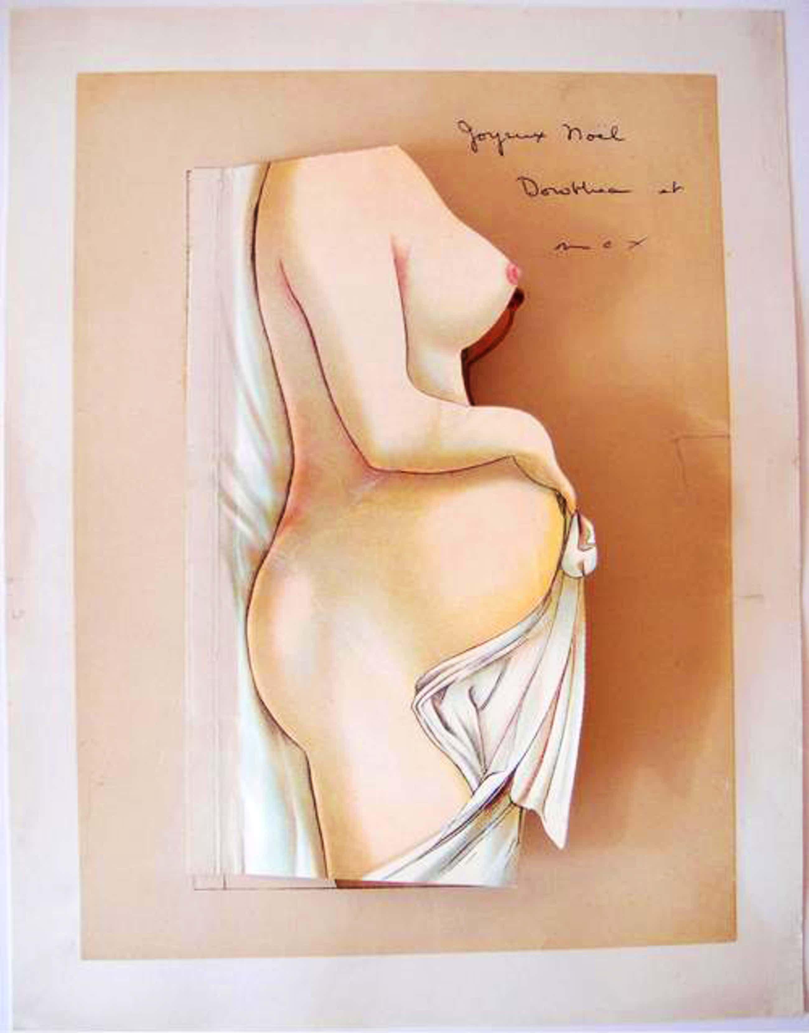 Max Ernst - Unikat - Originale dreidimensionale Collage, von Max Ernst und Dorothea Tanning kopen? Bied vanaf 3990!