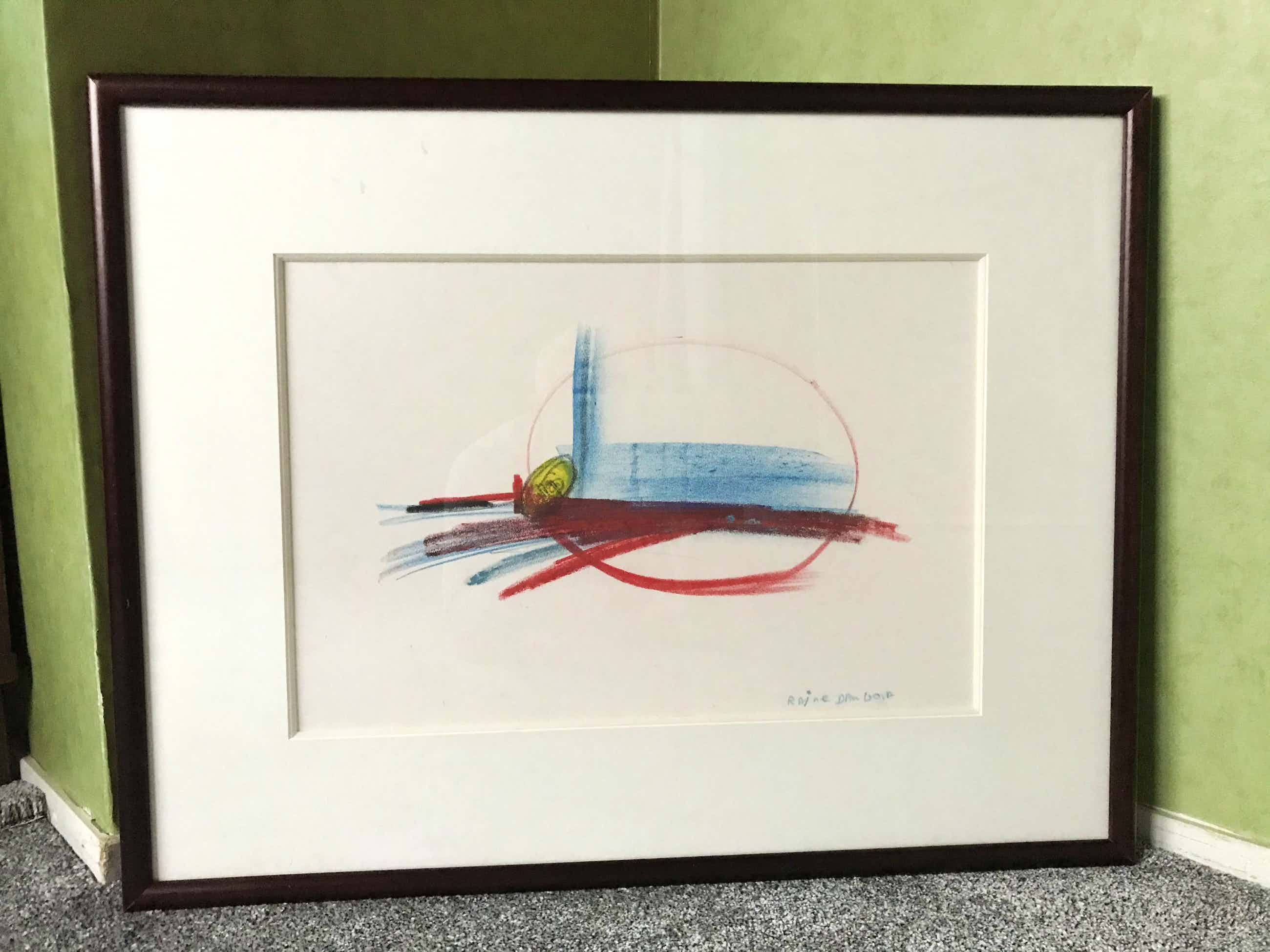Rajne Dangova - Abstract - Nr 47 van 50 - 1988 kopen? Bied vanaf 35!