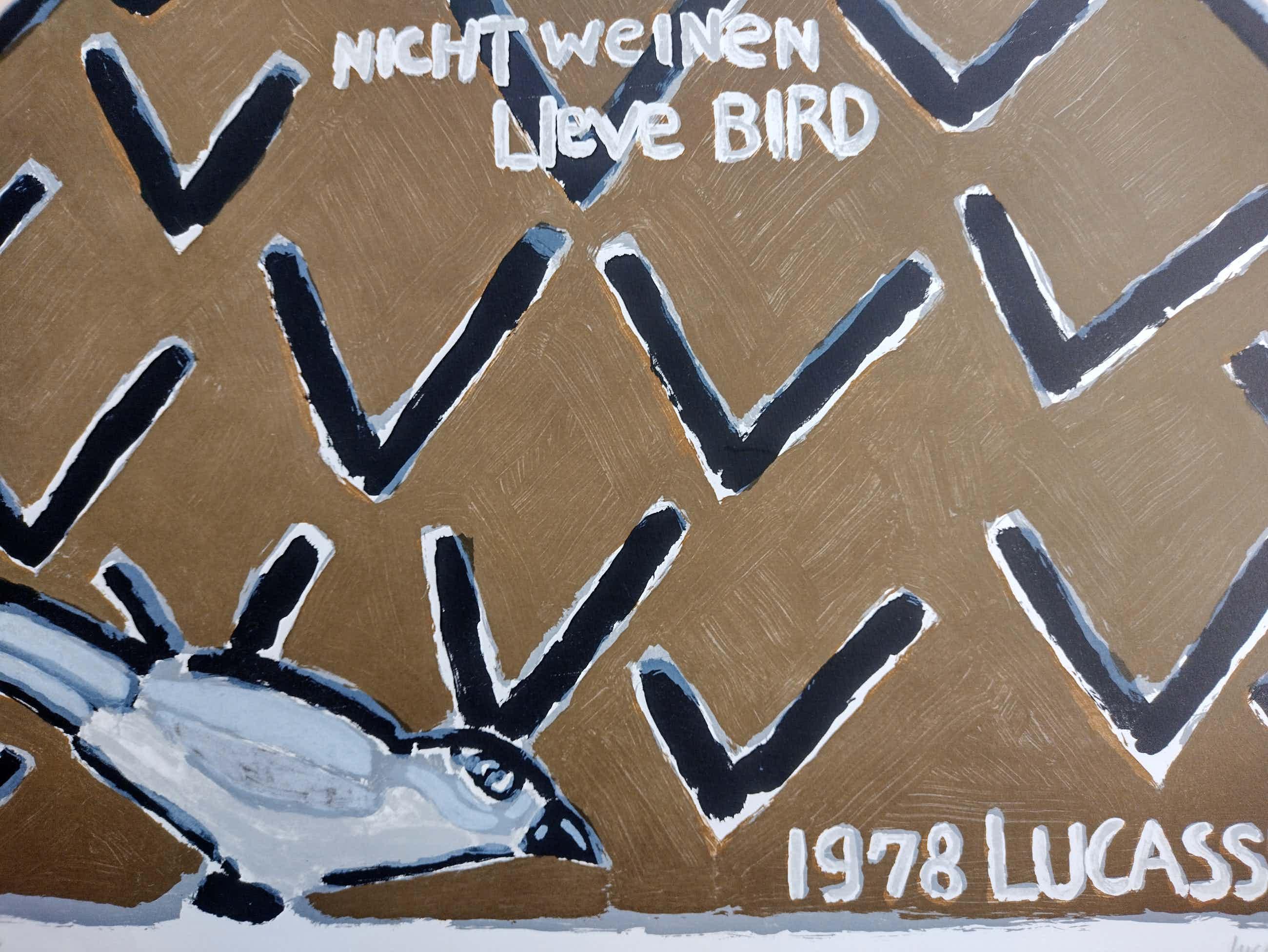 Reinier Lucassen - Nicht Weinen Lieve Bird kopen? Bied vanaf 50!