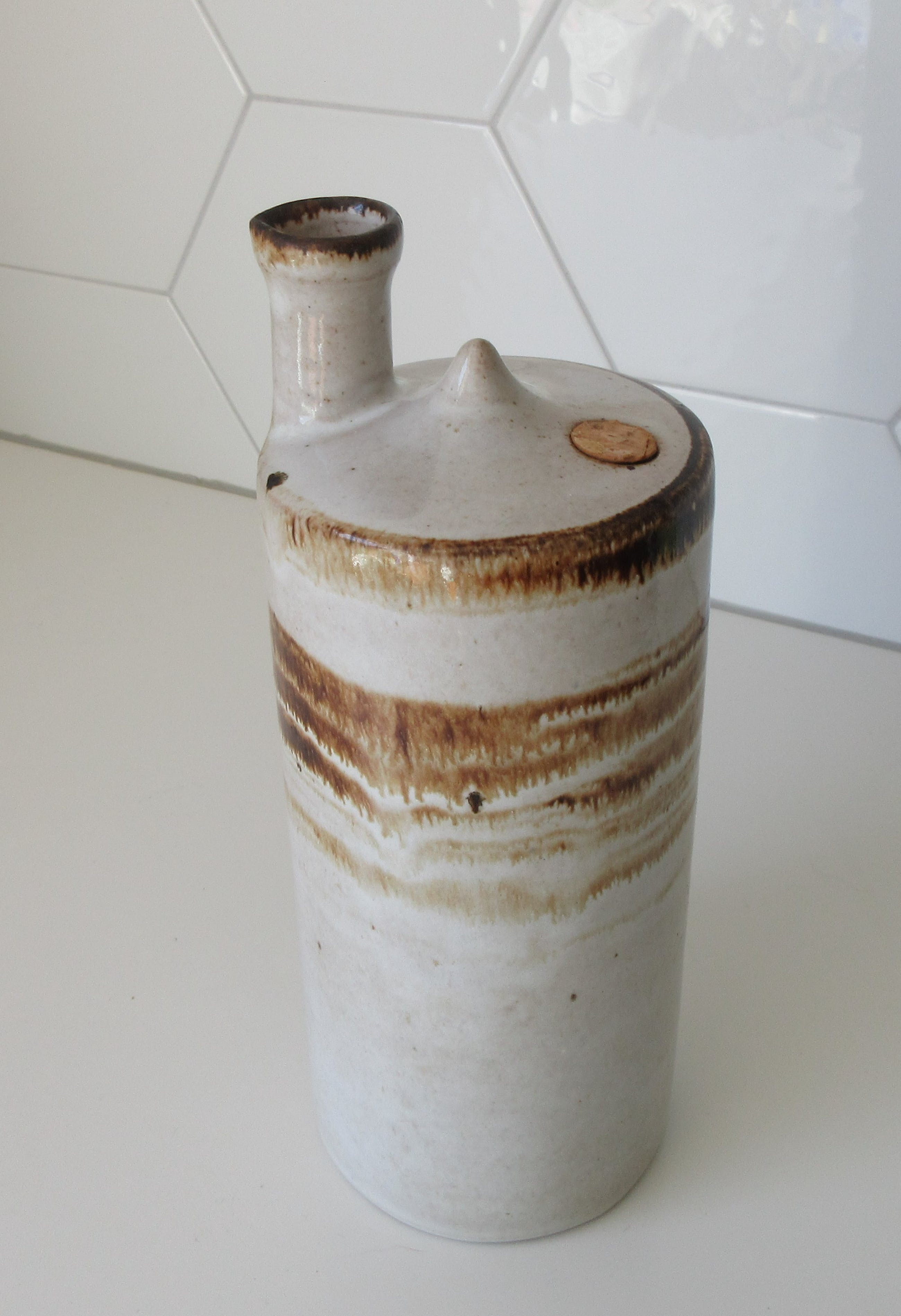 Potterij Zaalberg - Aardewerken kruik kopen? Bied vanaf 1!