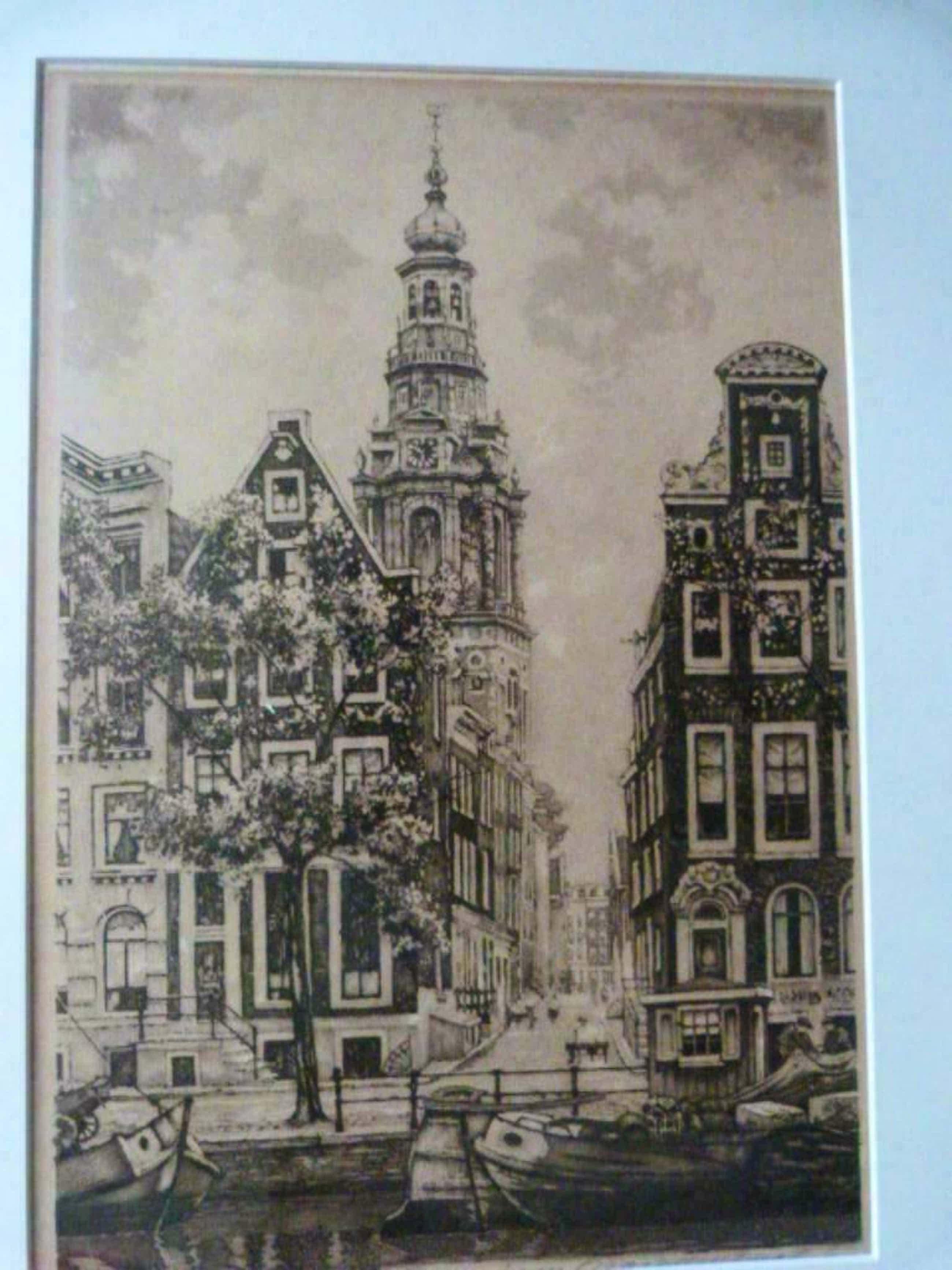 Cornelis Brandenburg - Amsterdam - Zuiderkerk kopen? Bied vanaf 51!