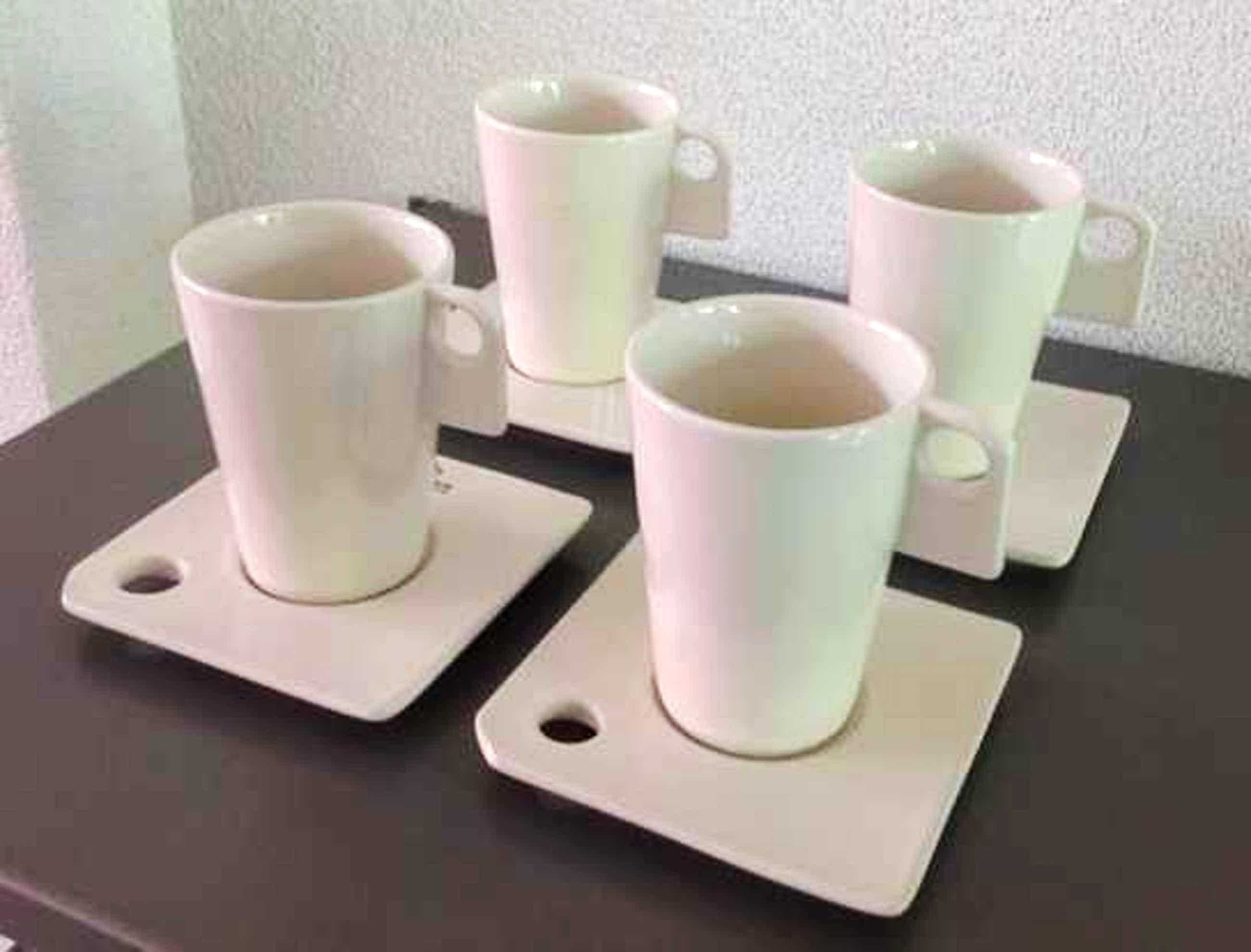 Royal Boch - Marc Pairon koffieset Zeosen kopen? Bied vanaf 29!