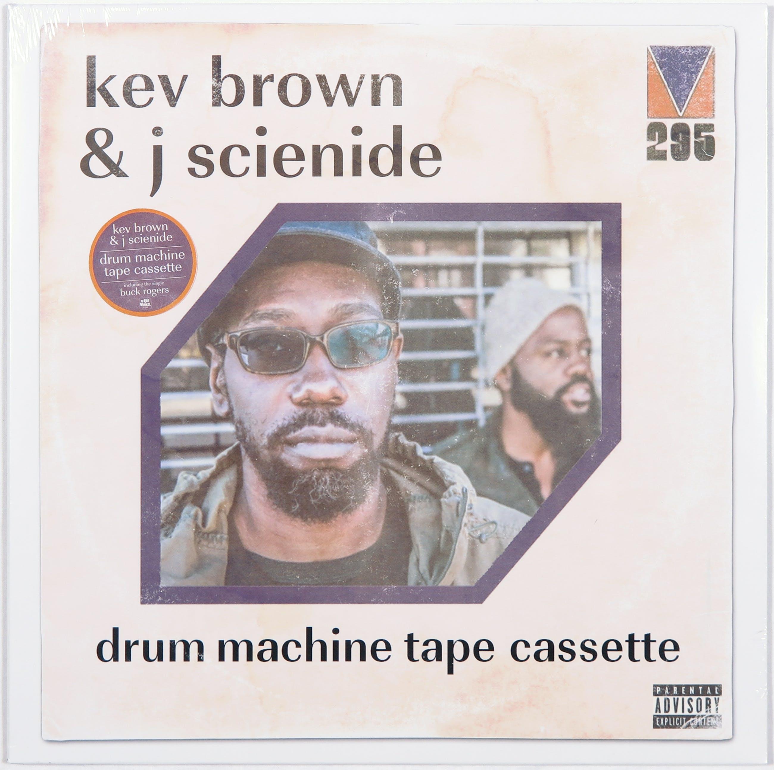 Kev Brown - & J Scienide - Limited edition album, Drum Machine Tape Cassette kopen? Bied vanaf 1!