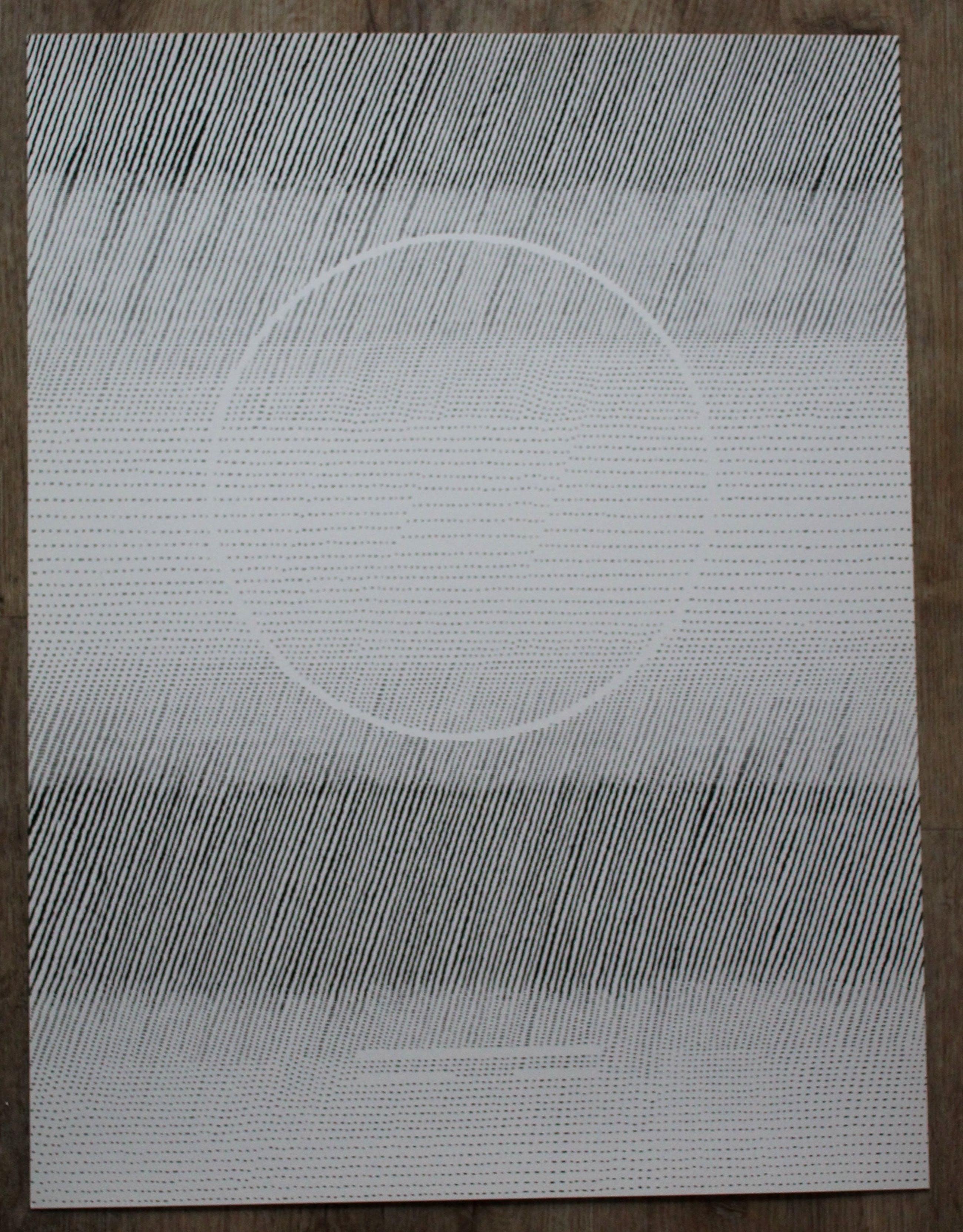 Michel Seuphor - Map met 3 litho's: Celebration du cercle - 1974 kopen? Bied vanaf 225!