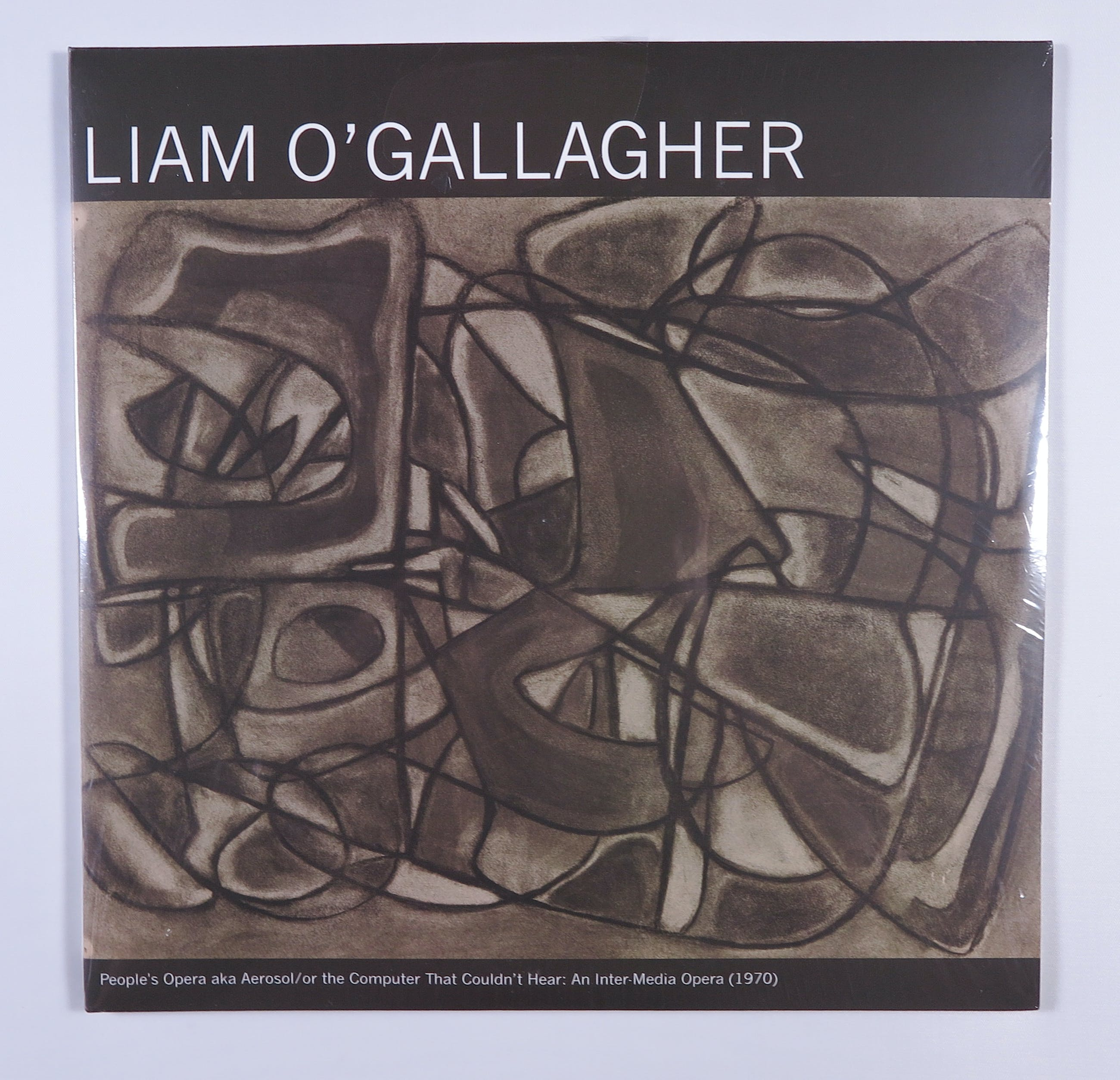 Liam O'Gallagher - 2LP - People's Opera Aka Aerosol/or The Computer That Couldn't .... kopen? Bied vanaf 20!