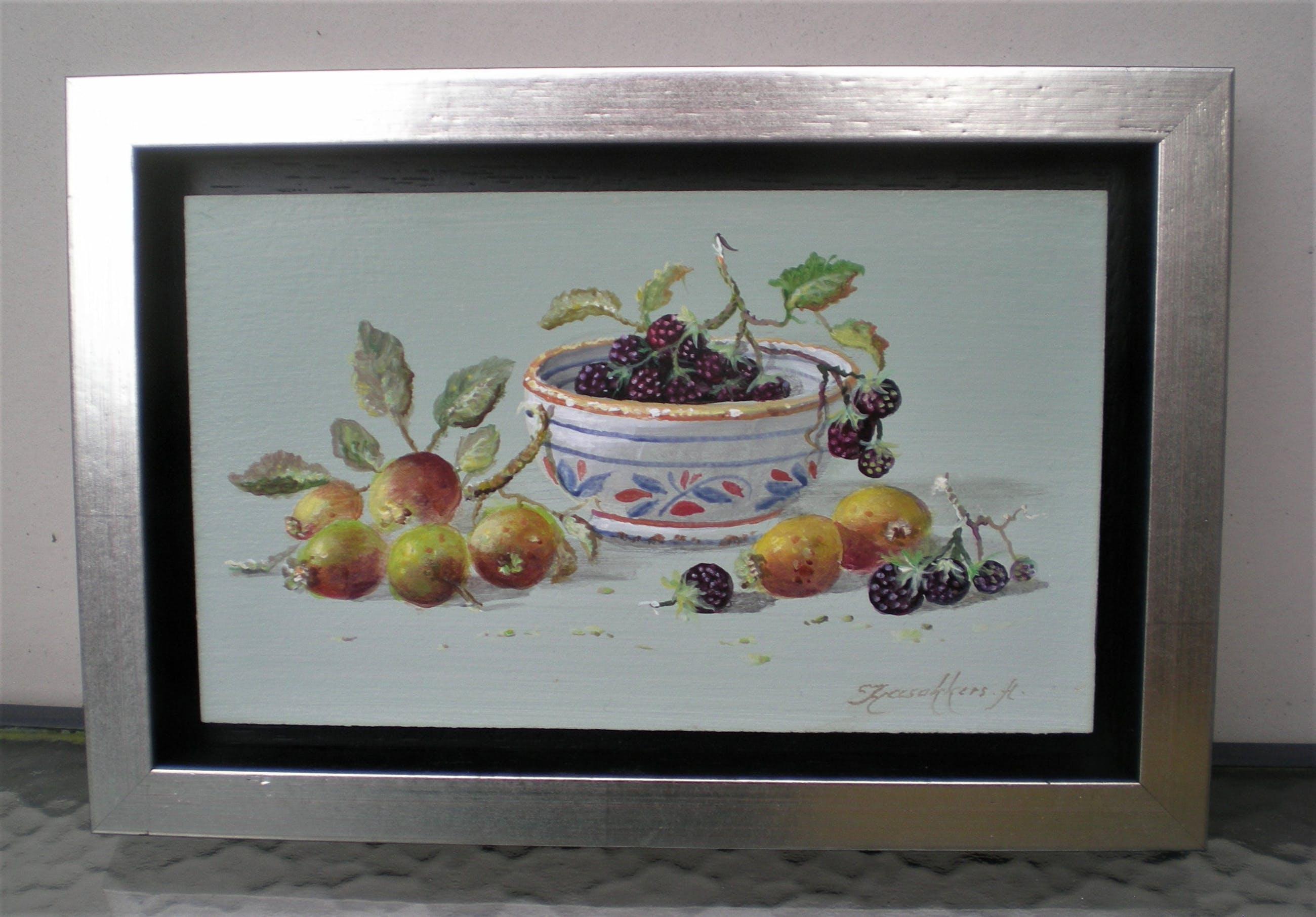 Thomas Heesakkers - Stilleven met fruit kopen? Bied vanaf 125!