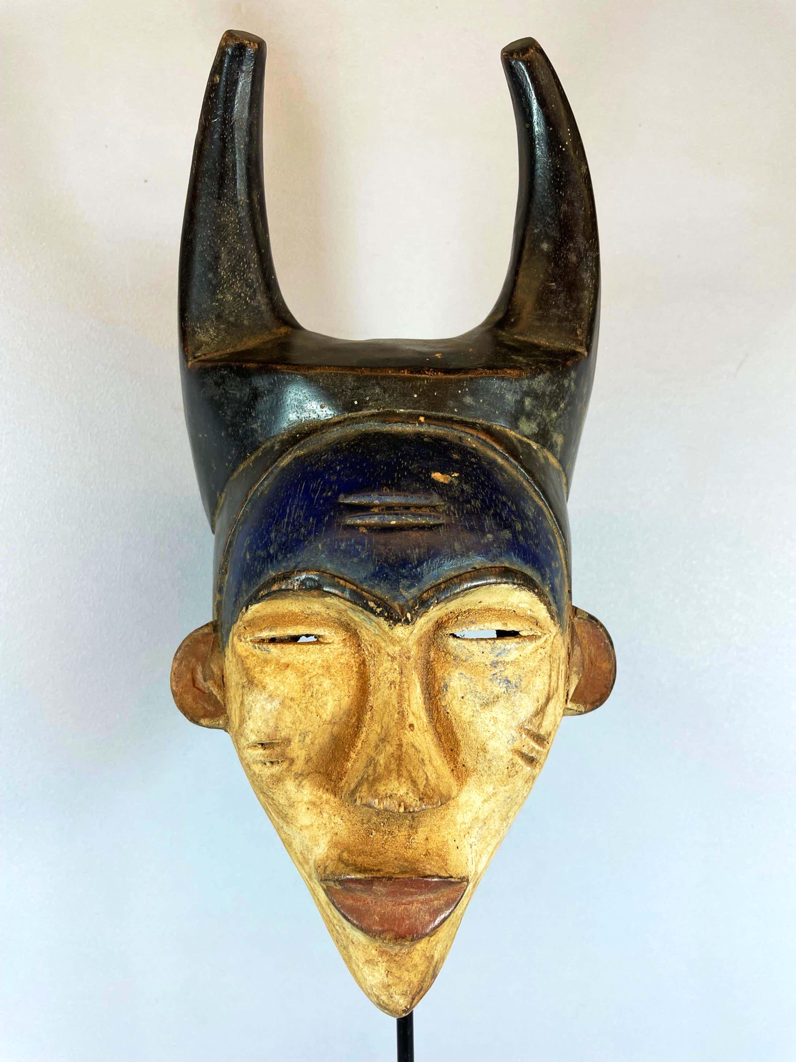 Igbo - African Dan mask - Nigeria. kopen? Bied vanaf 35!