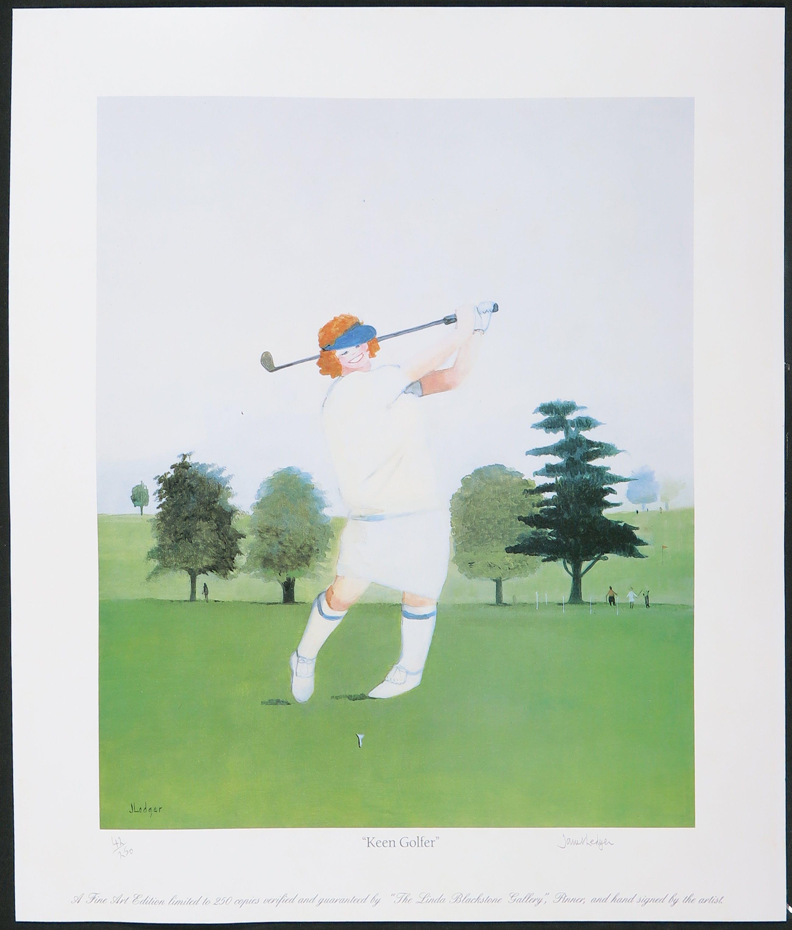 Janet Ledger - Keen Golfer kopen? Bied vanaf 1!
