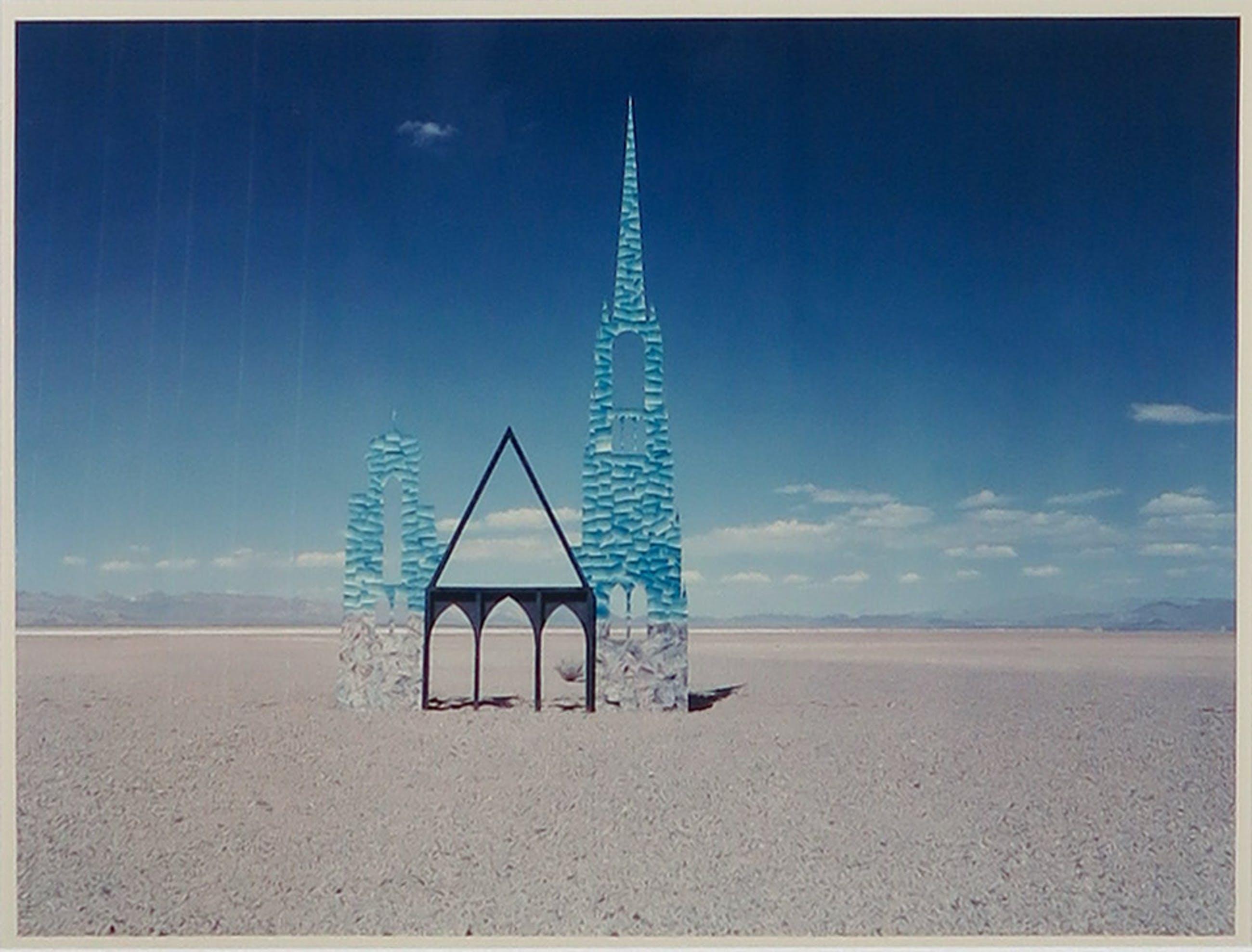 Jean Ruiter - Foto, Cathedral in the Desert II- Ingelijst (Groot) kopen? Bied vanaf 30!