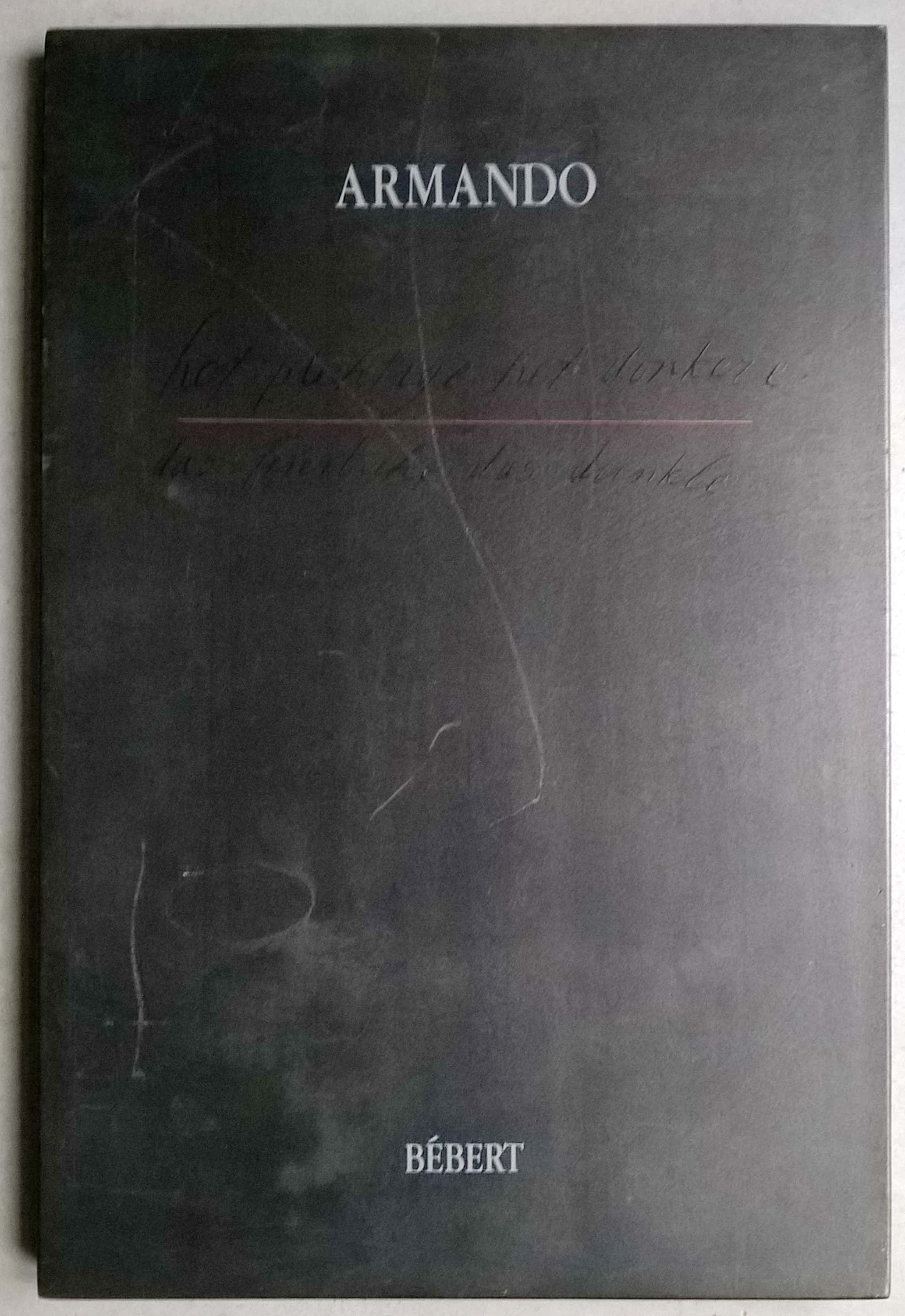 Armando - het Plechtige, het Donkere – 6 gesigneerde litho's kopen? Bied vanaf 895!