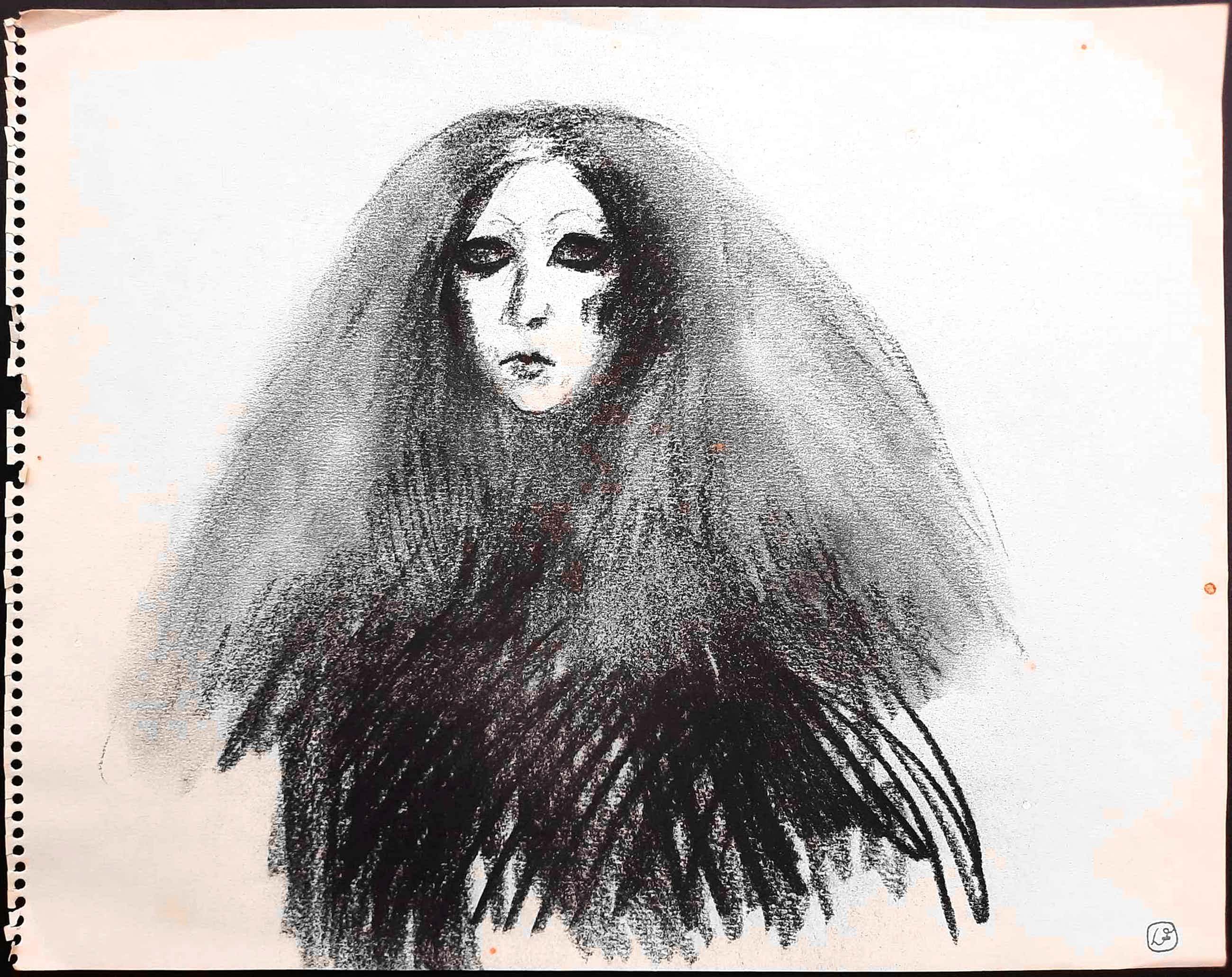 Luis Filcer - Portret – unicum - 21518 kopen? Bied vanaf 95!