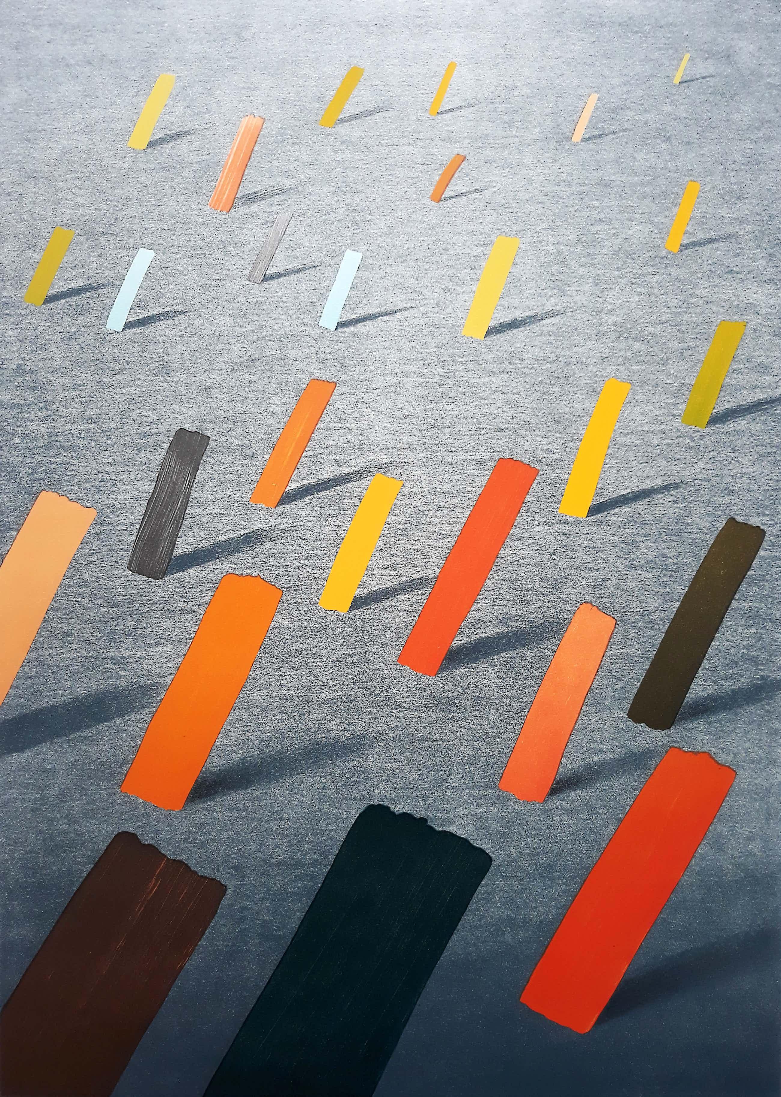 Jeroen Henneman - La Peinture, litho (beperkte oplage) kopen? Bied vanaf 130!