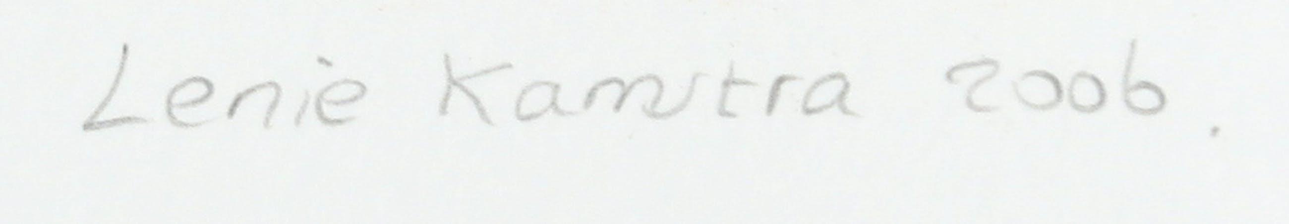 Lenie Kamstra - Litho, Queen of Samo kopen? Bied vanaf 1!