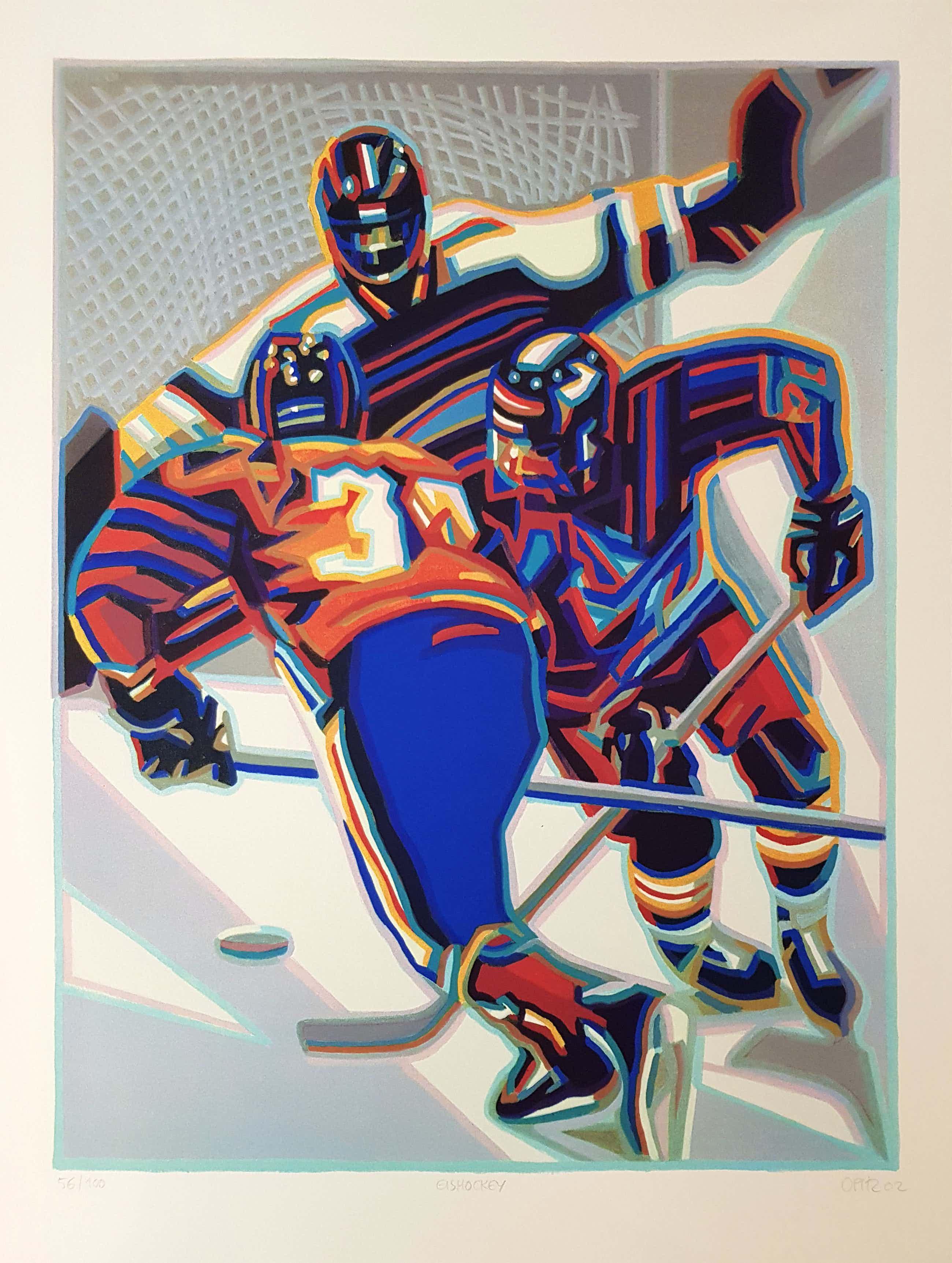 Werner Opitz - Ijshockey kopen? Bied vanaf 165!