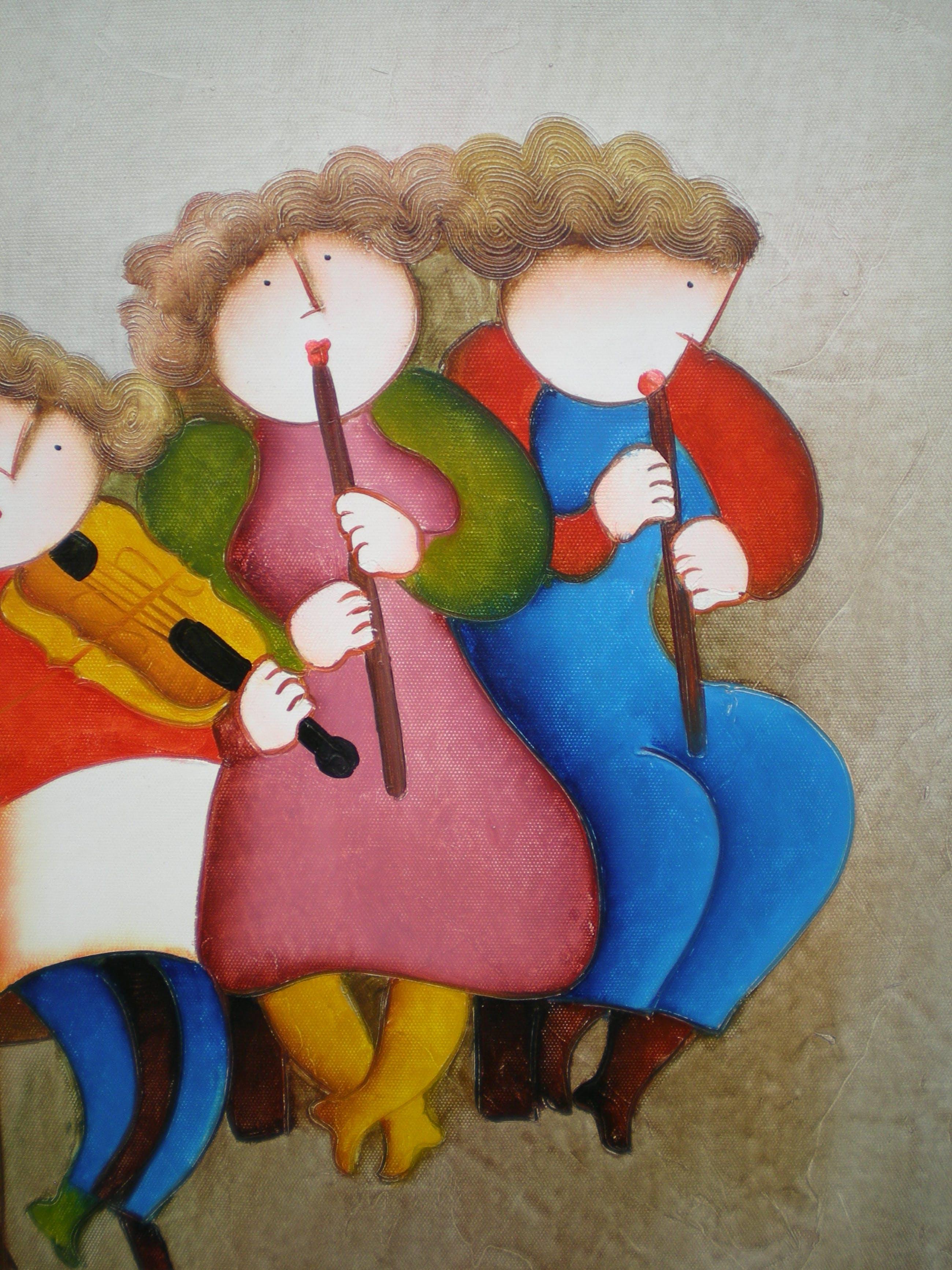 Joyce Roybal - Orkest kopen? Bied vanaf 40!