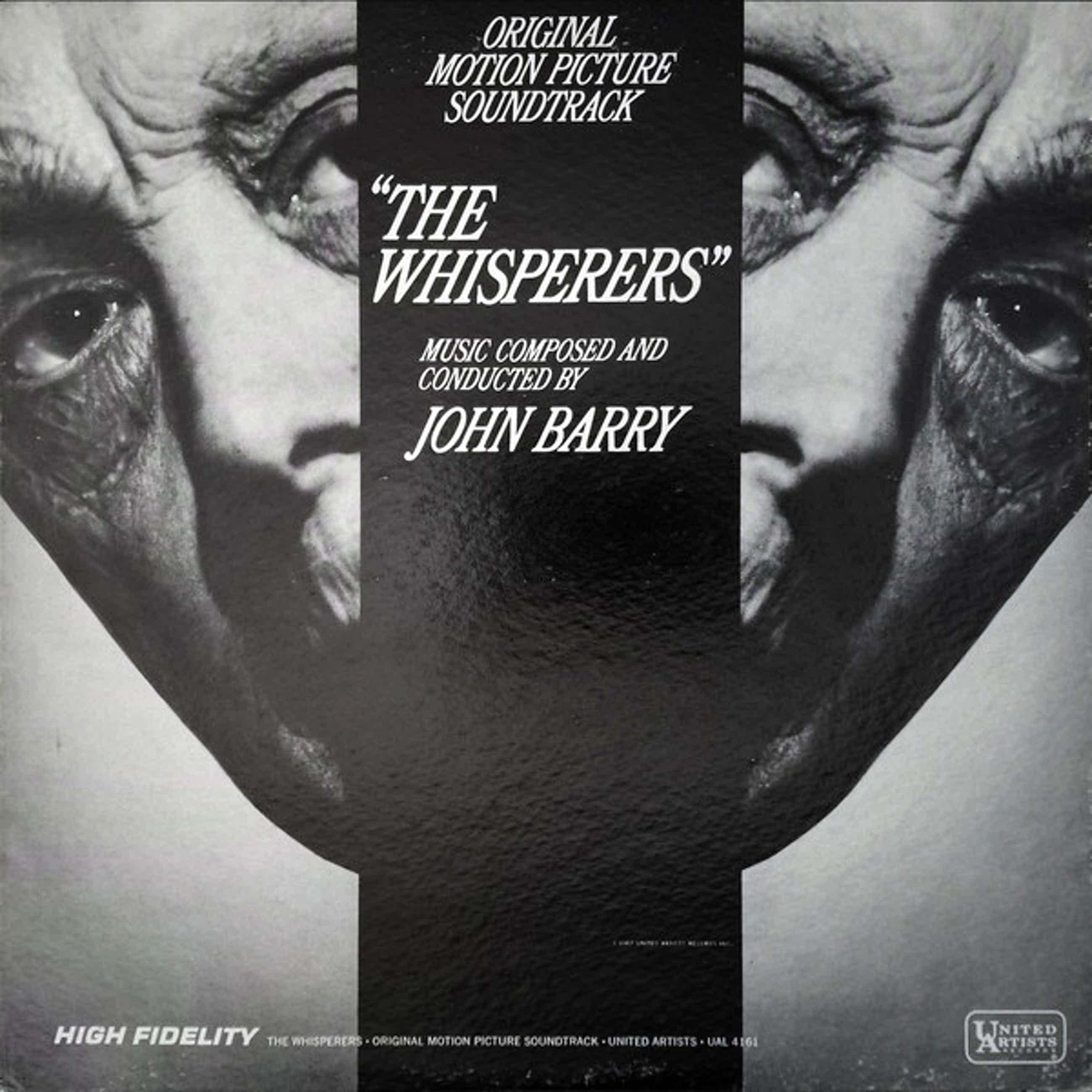 "John Barry - ""The Whisperers kopen? Bied vanaf 1!"