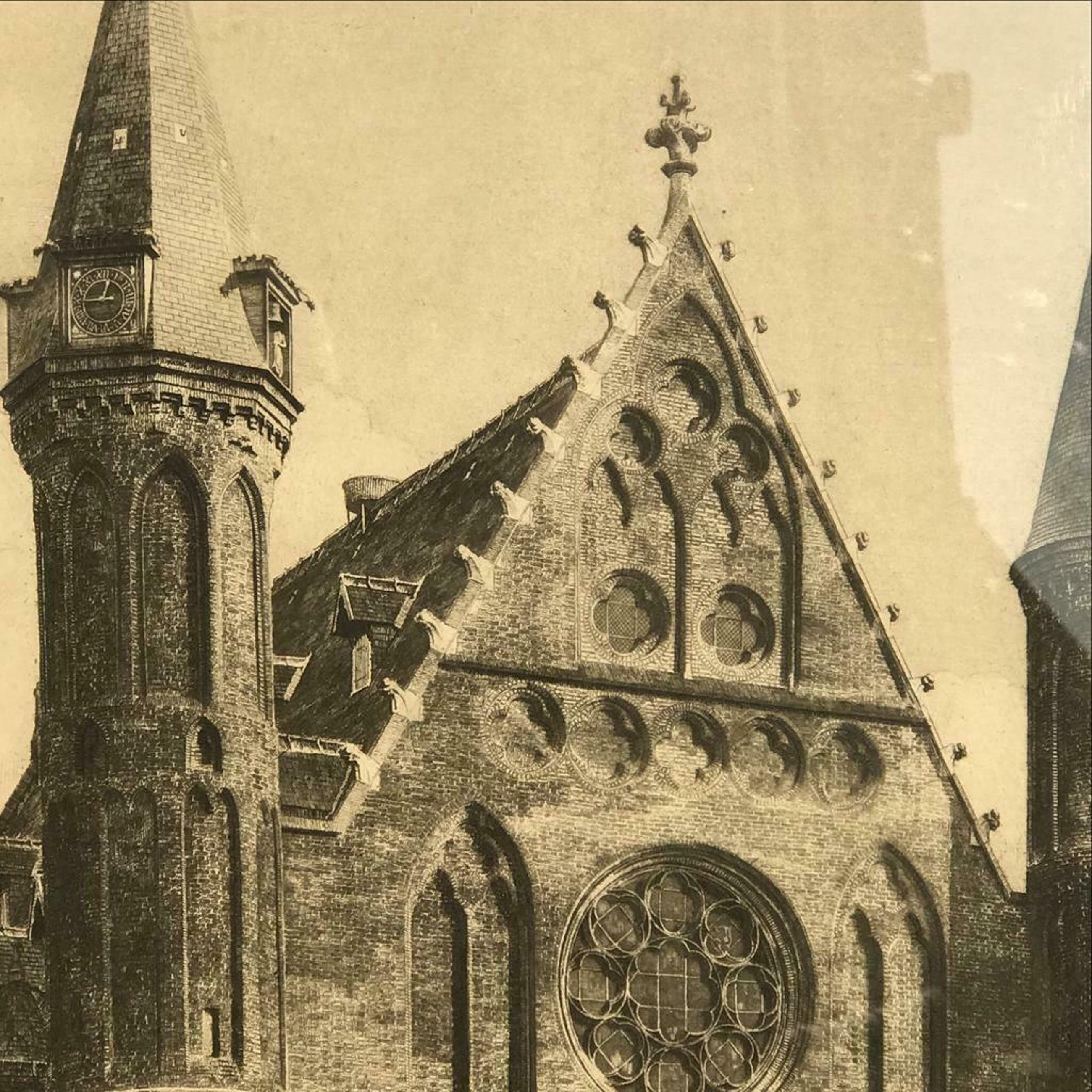 Dirk Harting - Den Haag - Binnenhof Ridderzaal kopen? Bied vanaf 105!