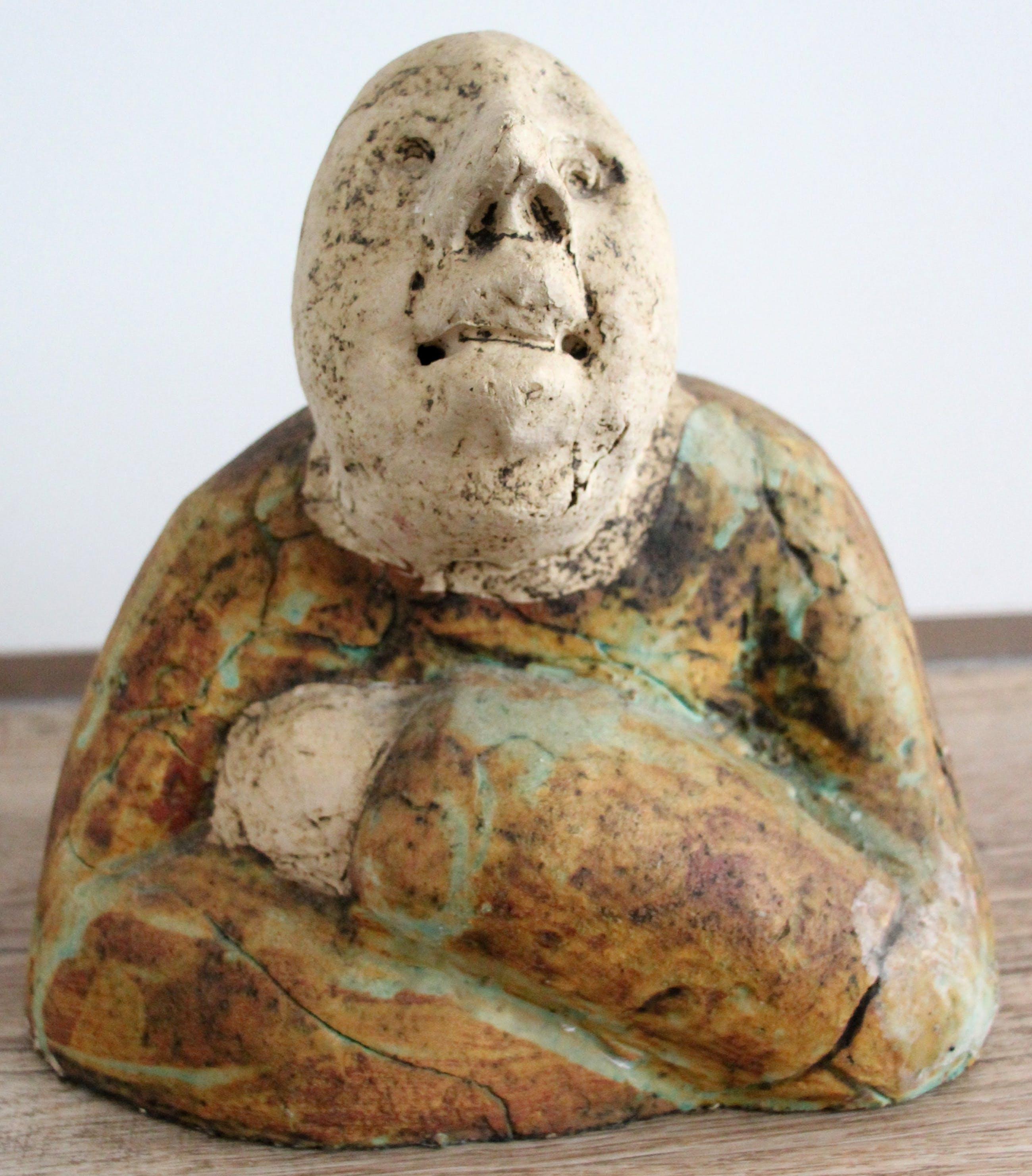 Sjer Jacobs - Beeld - keramiek - 1999 kopen? Bied vanaf 325!