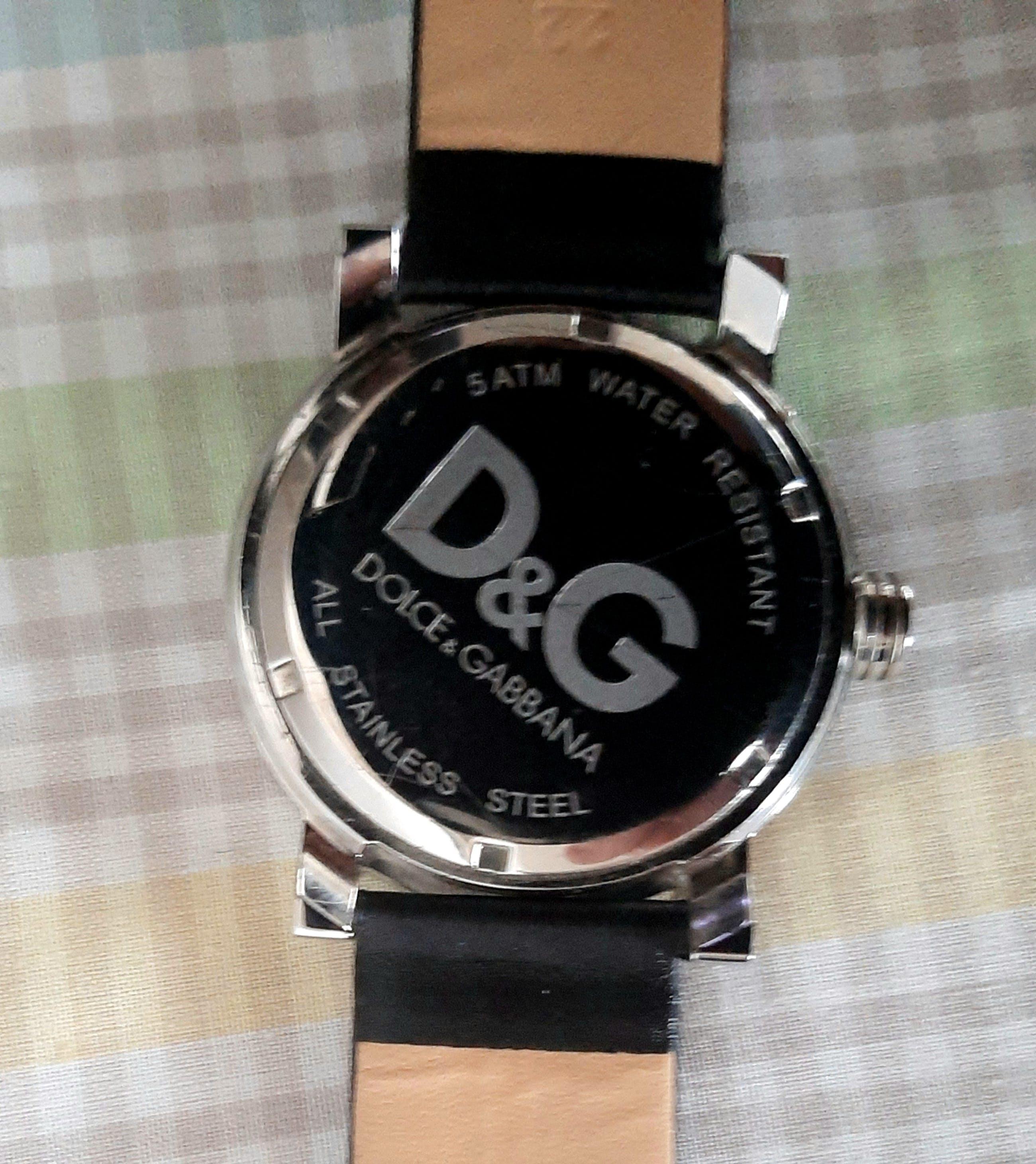 Dolce & Gabbana horloge kopen? Bied vanaf 1!