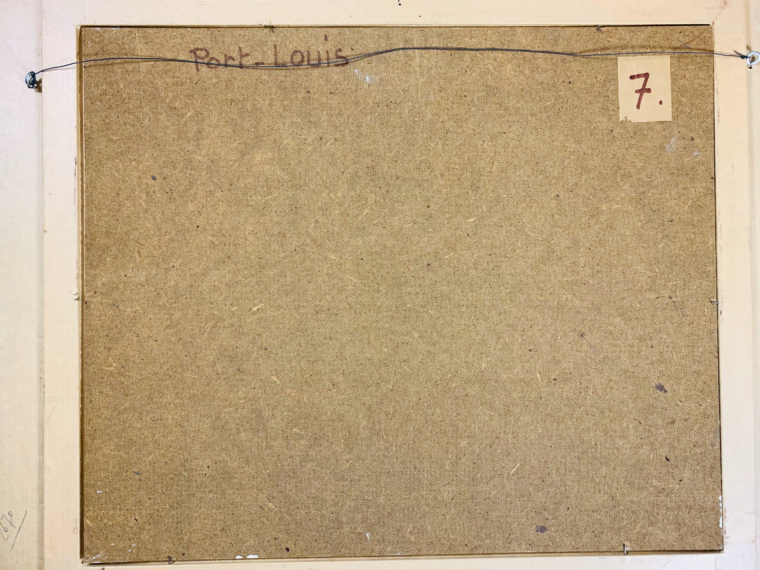 Jacques Wolmans - Port Louis kopen? Bied vanaf 150!