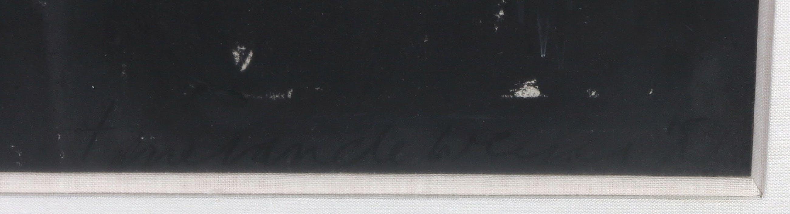 Tine van de Weyer - Gemengde techniek op papier, Zonder titel - Ingelijst kopen? Bied vanaf 50!