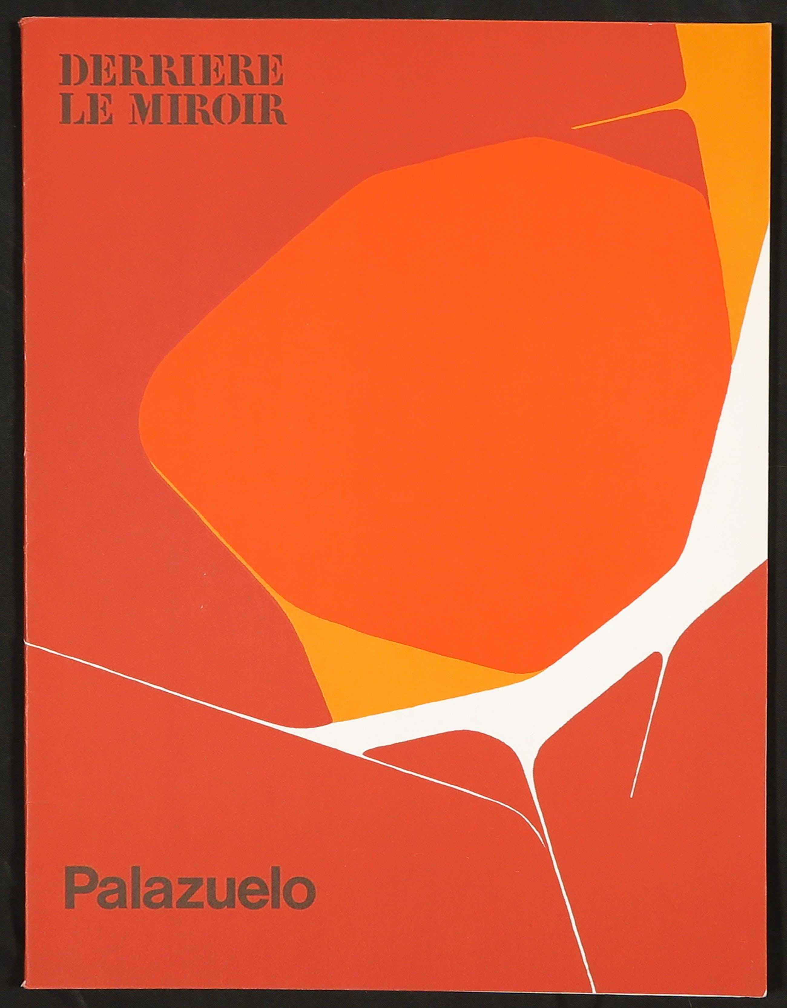 Pablo Palazuelo - Uitgave Derrière le miroir met originele litho's, no. 184 (1970) kopen? Bied vanaf 70!