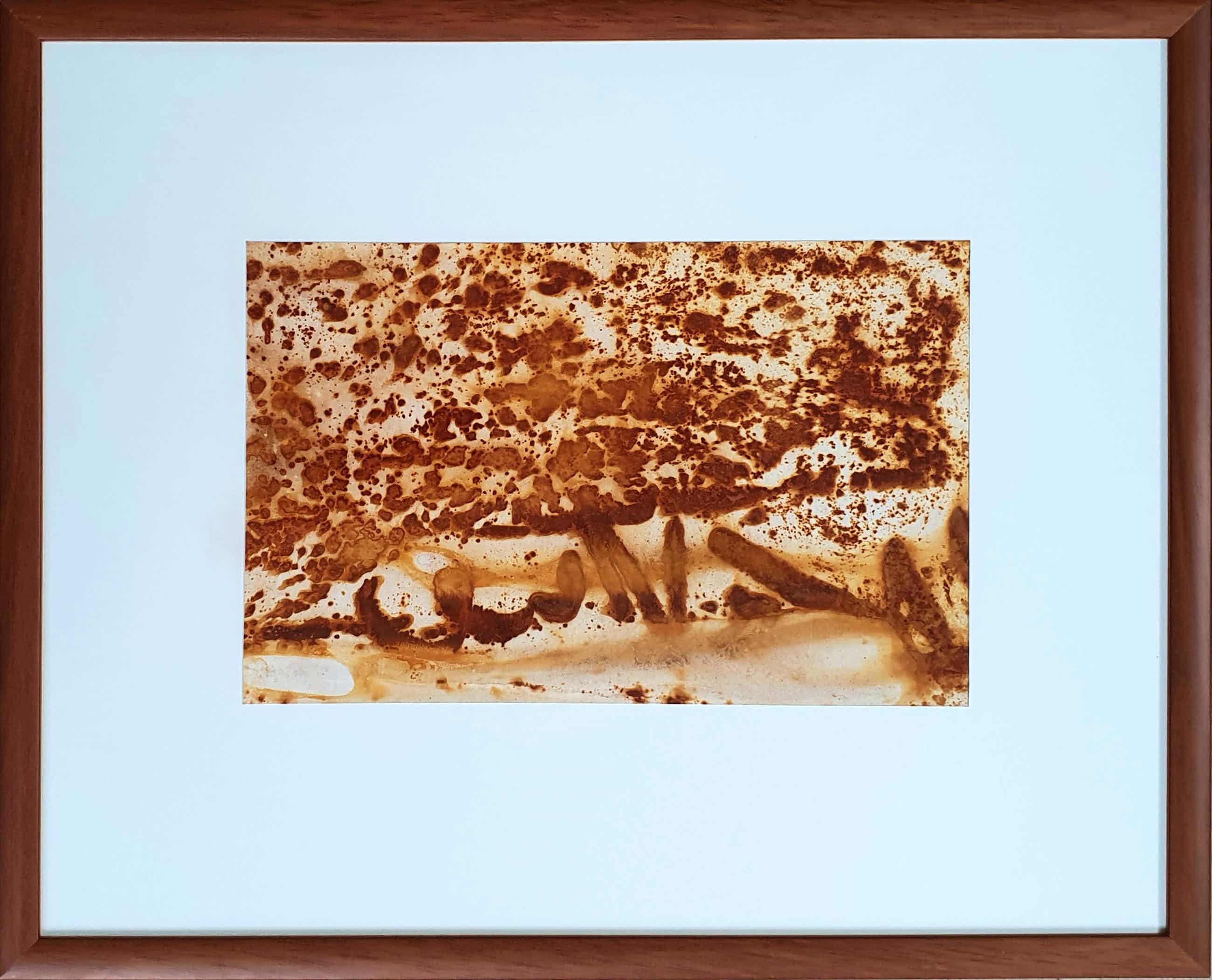 Theo Niermeijer - Ingelijste ferroprint (Unica) kopen? Bied vanaf 65!