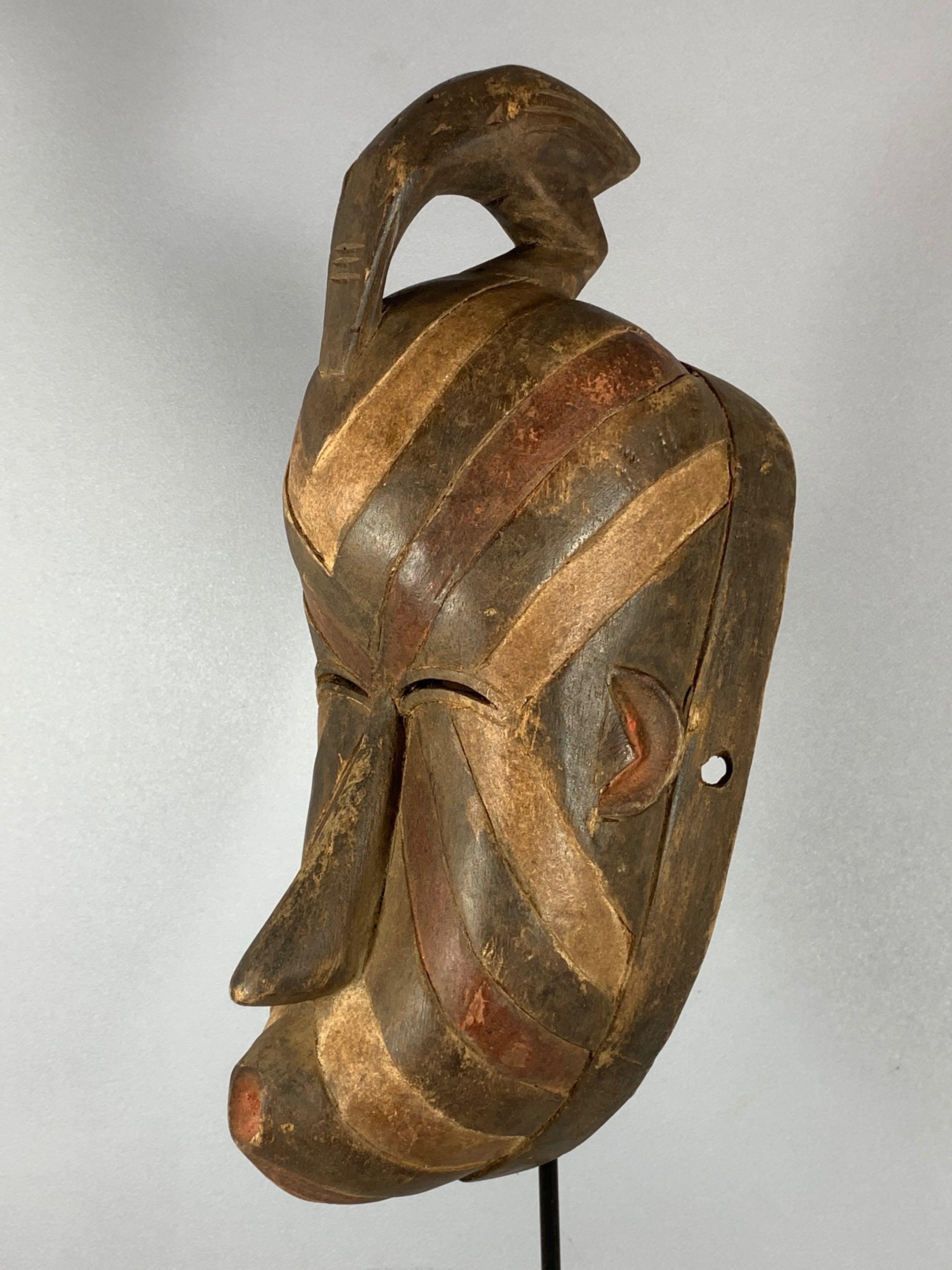 Songye - African Songye mask- Congo kopen? Bied vanaf 45!