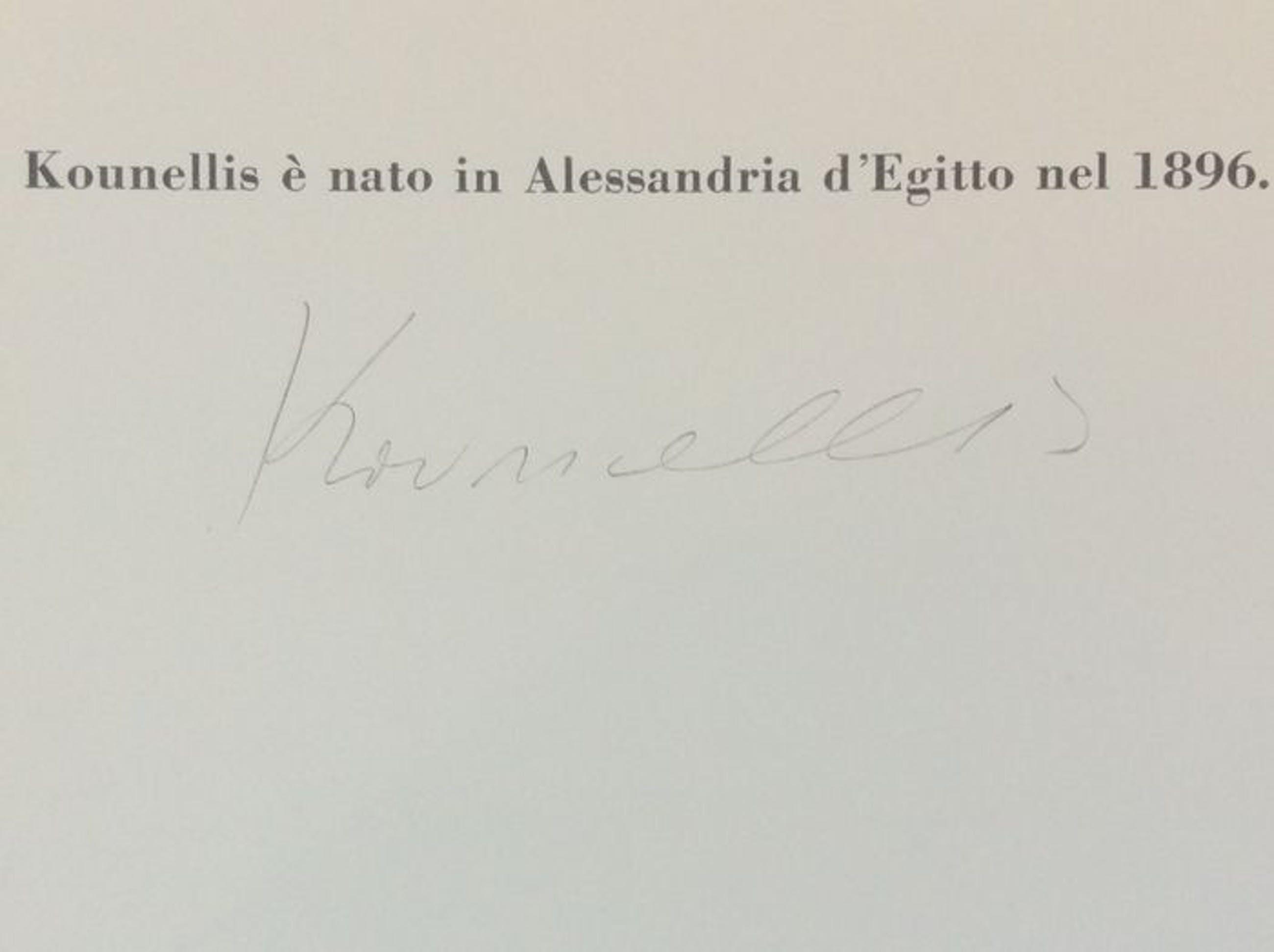 Jannis Kounellis - Jules Verne, Un Capitano di Quindici Anni: I Viaggi Straordinari, Naples, Lucio kopen? Bied vanaf 800!