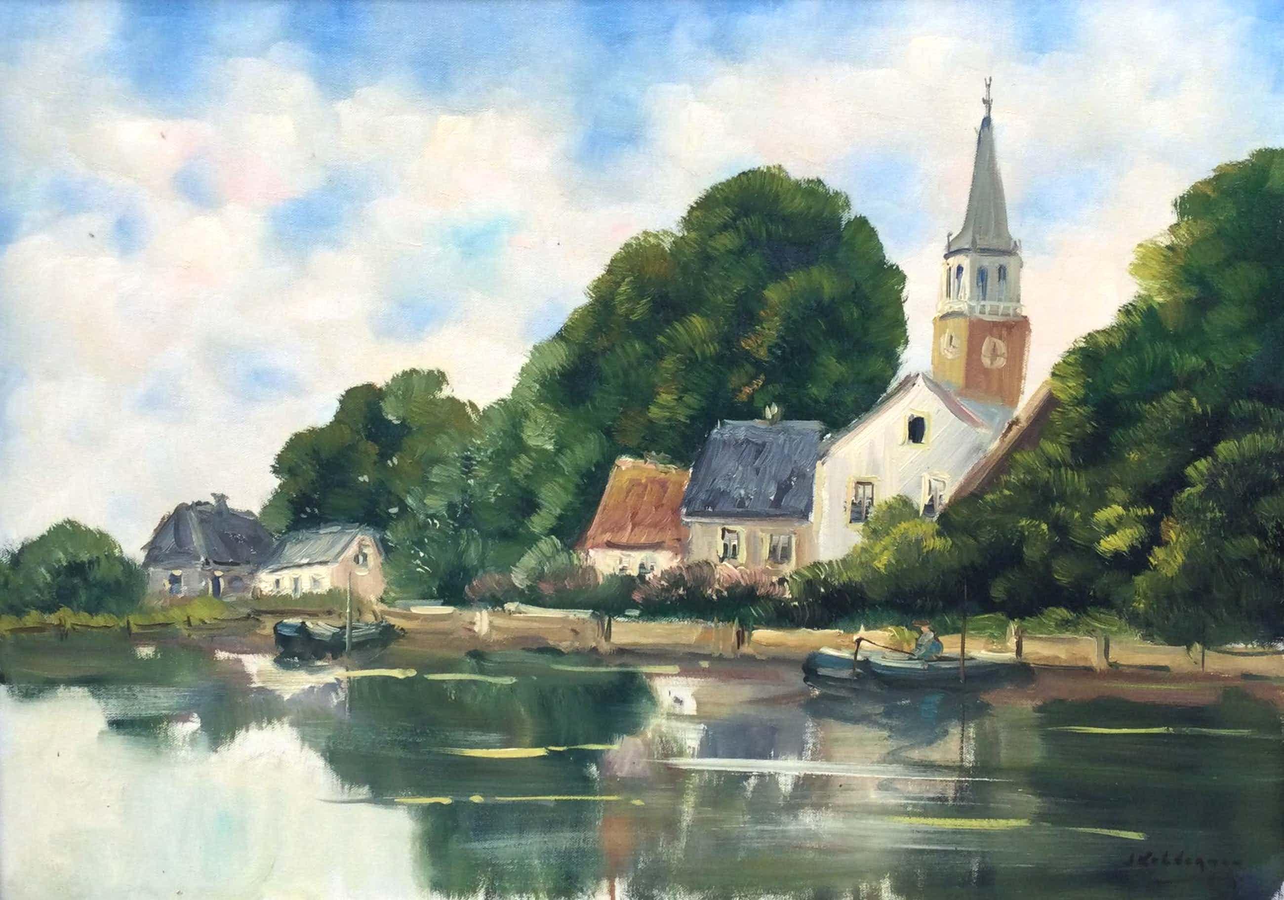 Jan Kelderman - C5164-2, Broek en Waterland kopen? Bied vanaf 95!